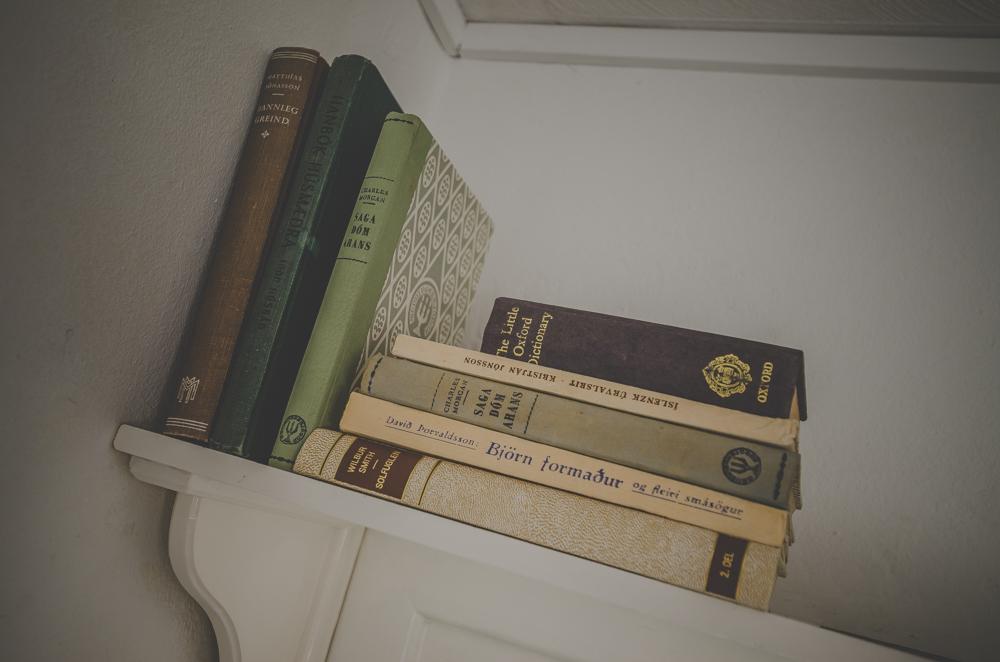 Interior - Books