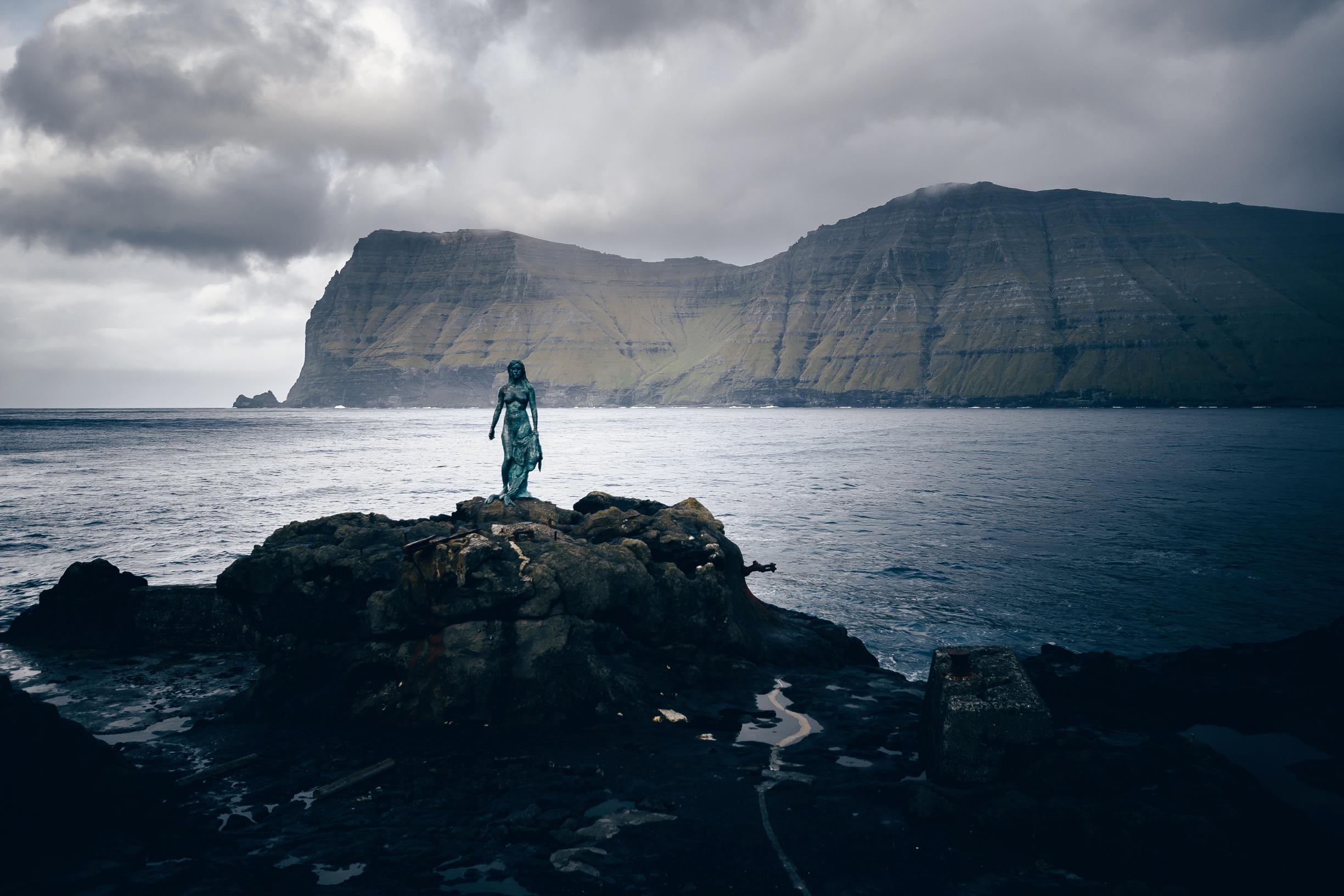 Kópakonan (Seal Woman)