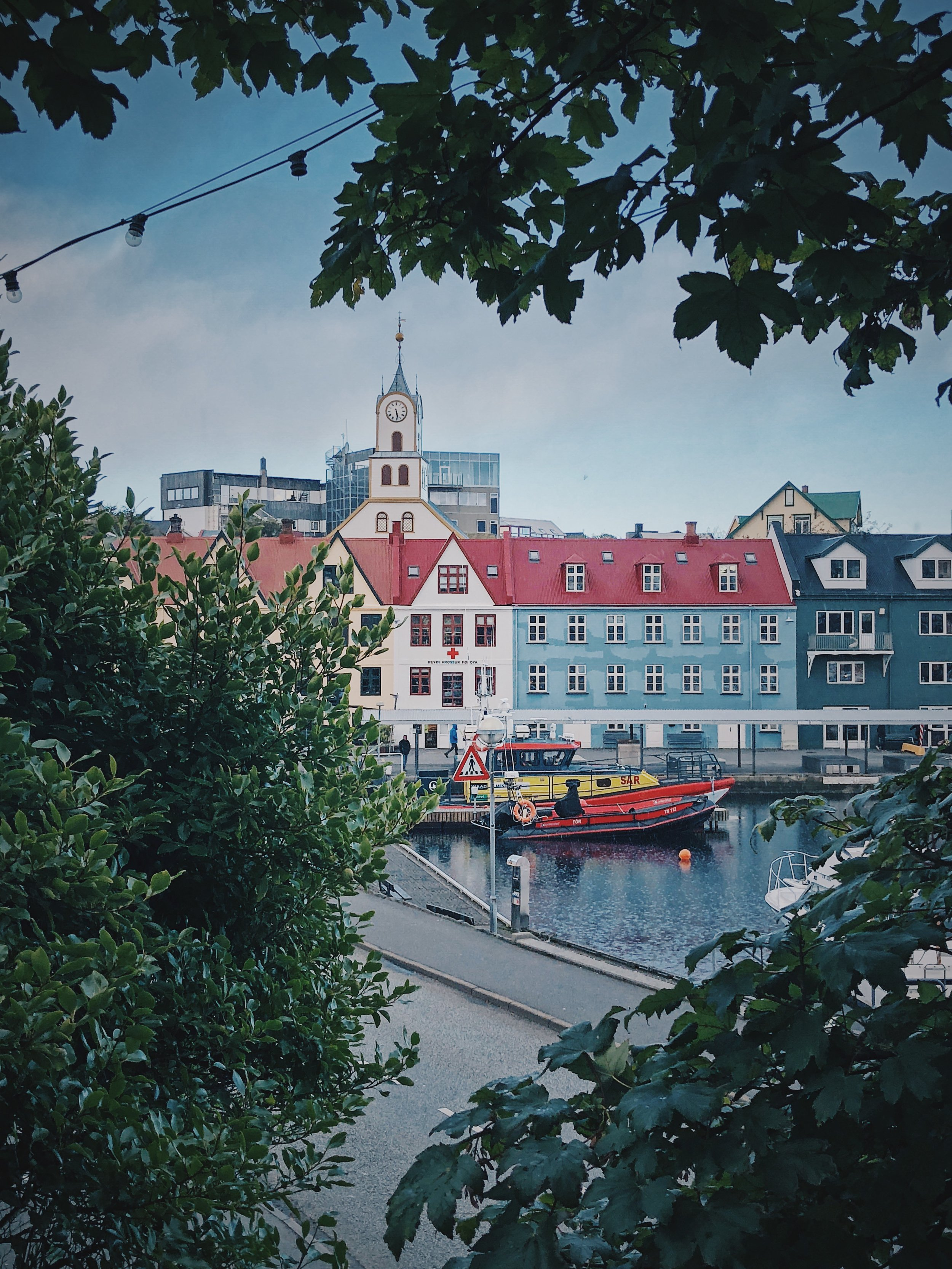 Romantic and beautiful, Tórshavn is both!!