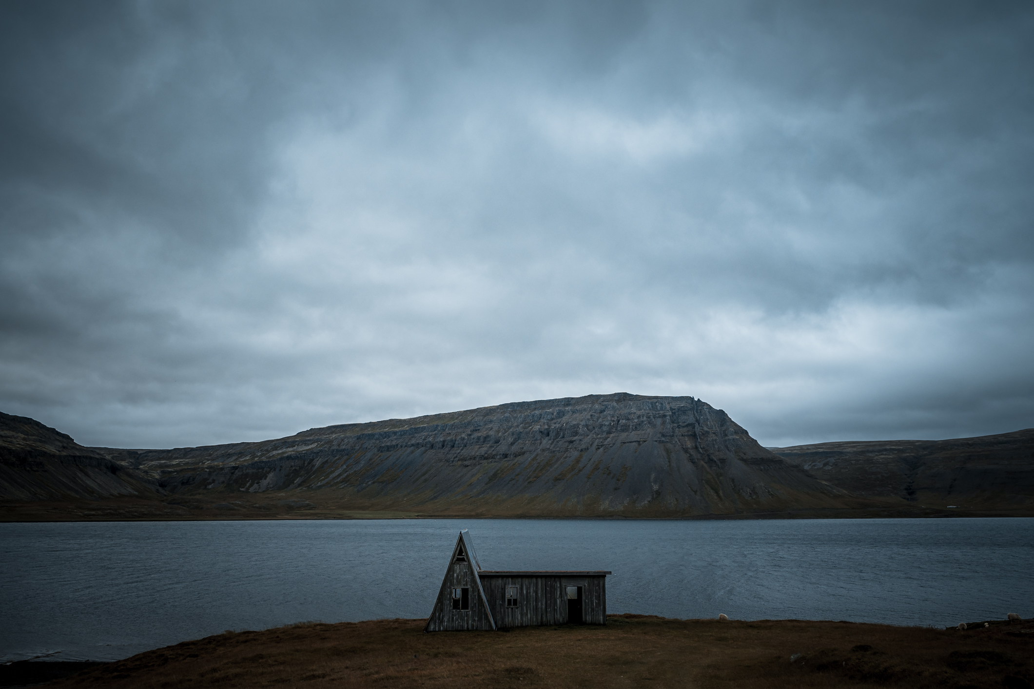 Fossfjörður in all its beauty. Honestly one of the nicest places in the Westfjords if you ask me.