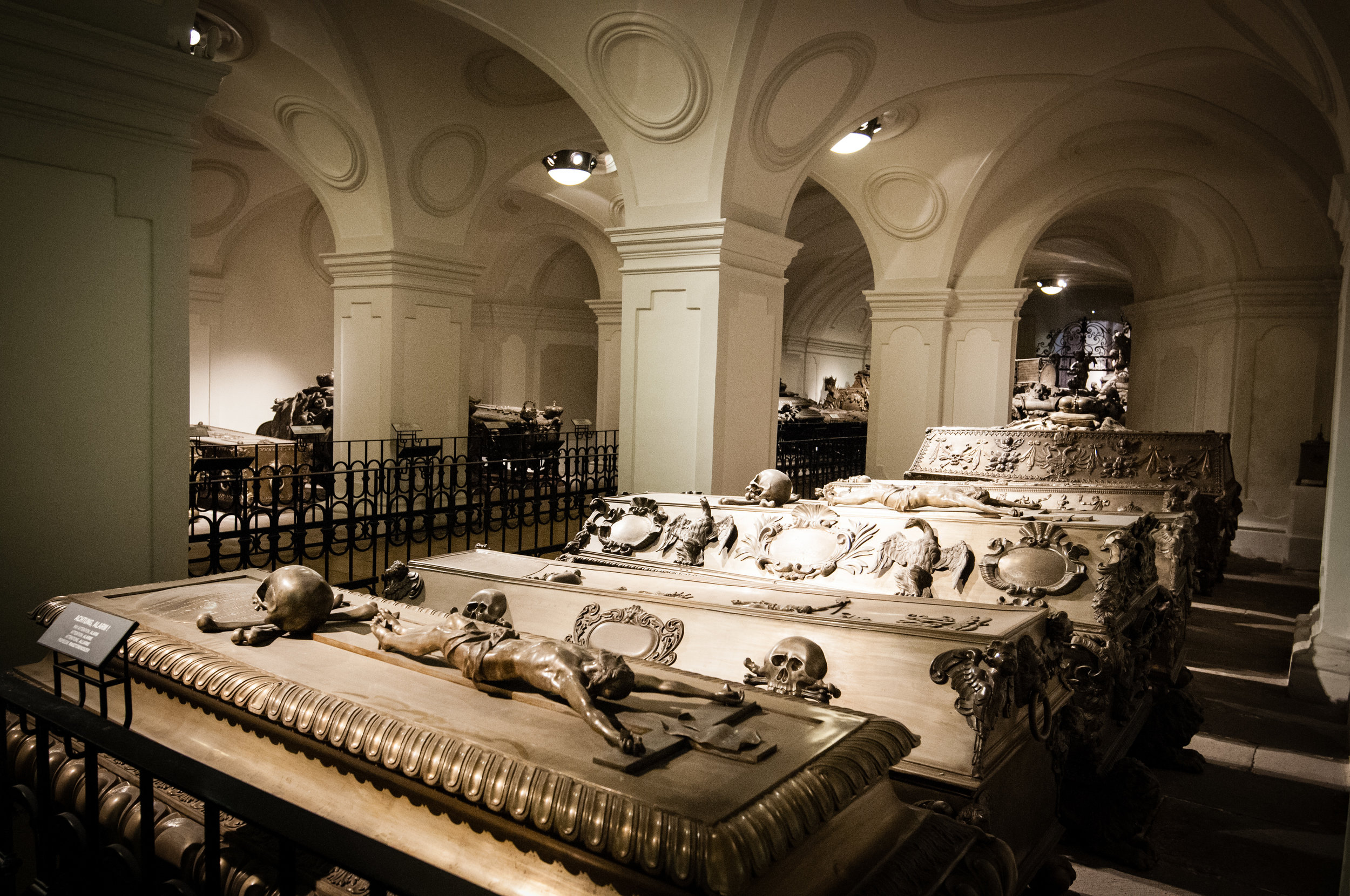 Imperial Crypt, Vienna