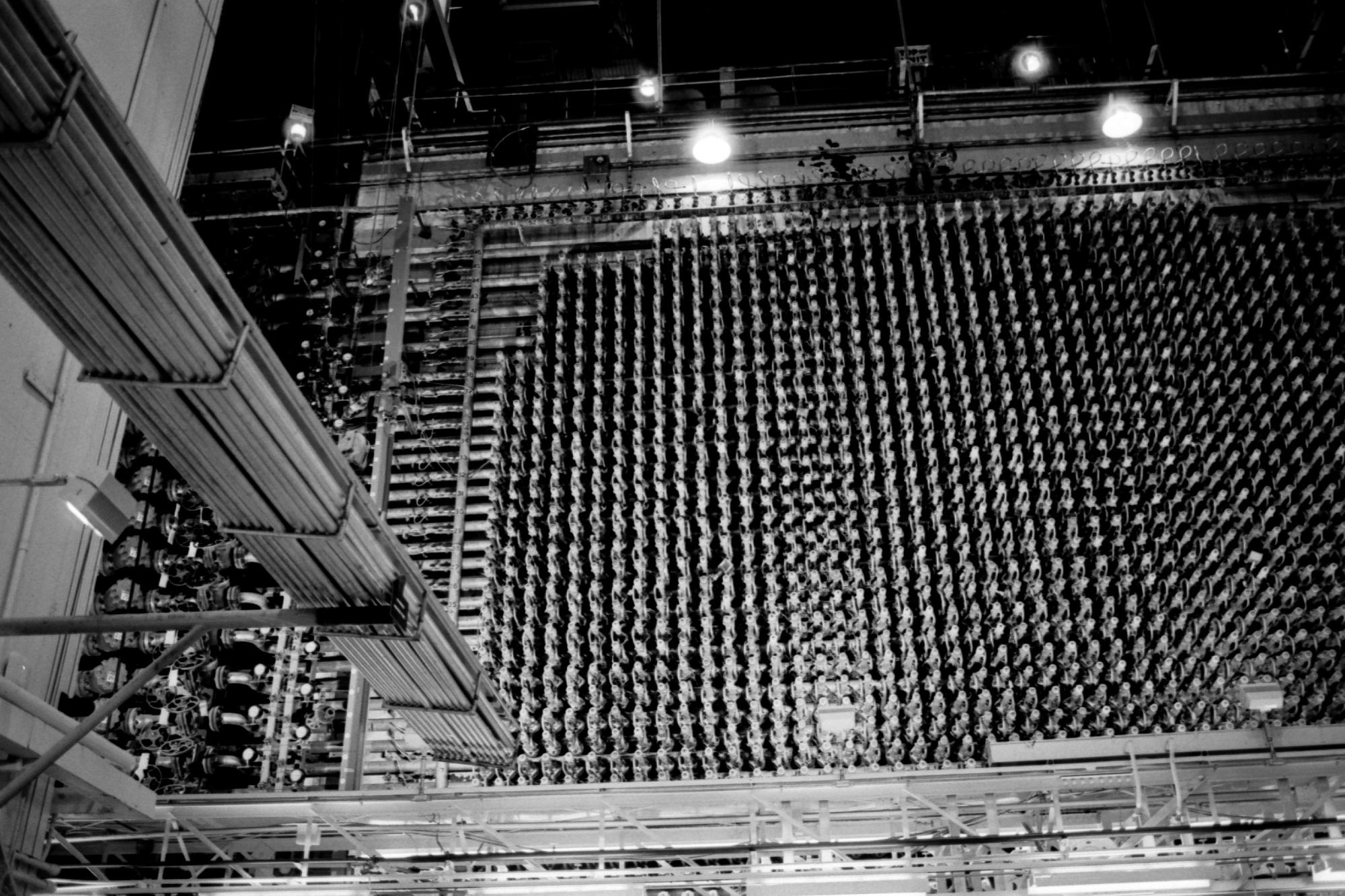 Reactor Pile