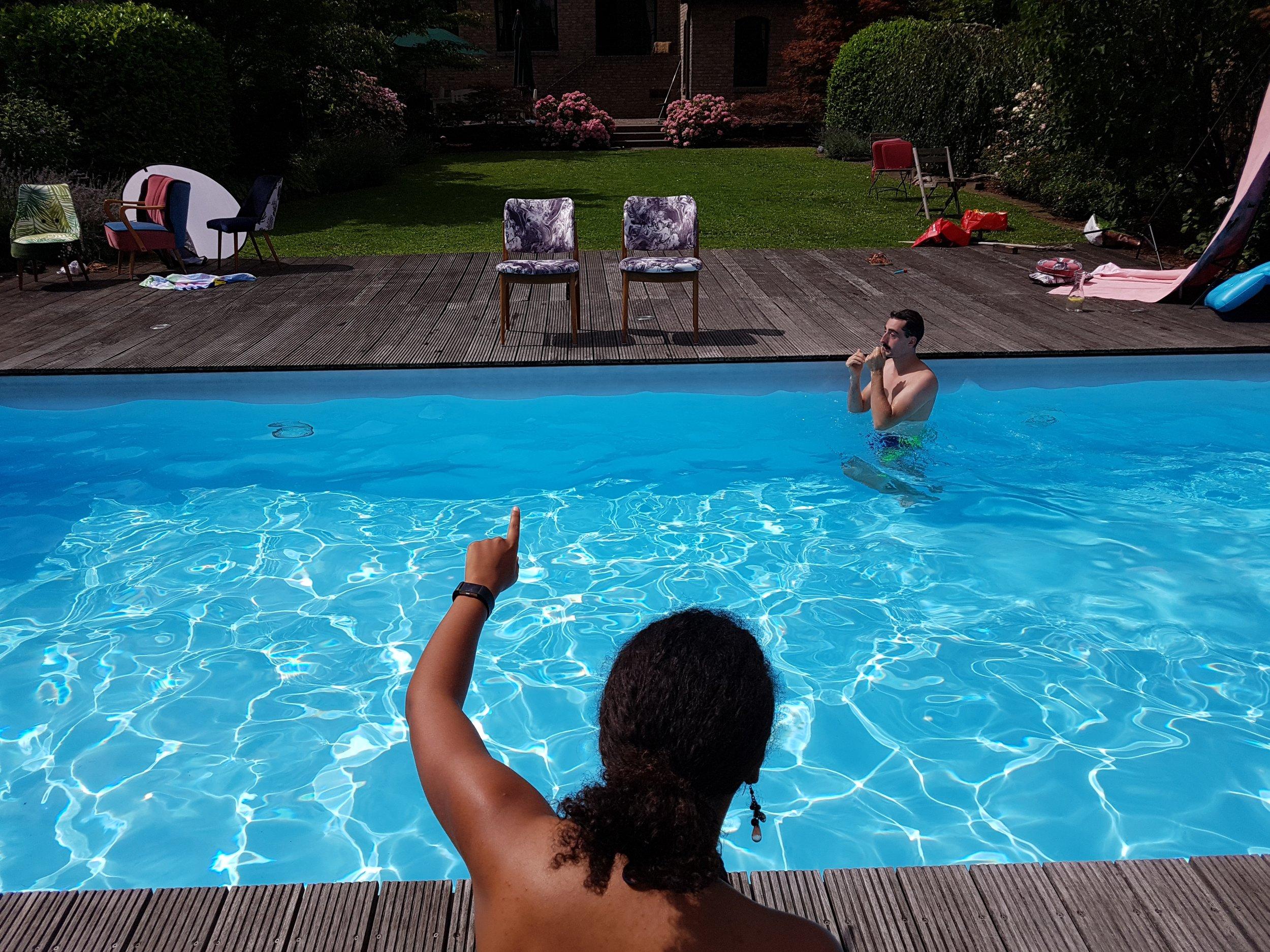 david hockney meets wes anderson accent chair pool shoot.jpg