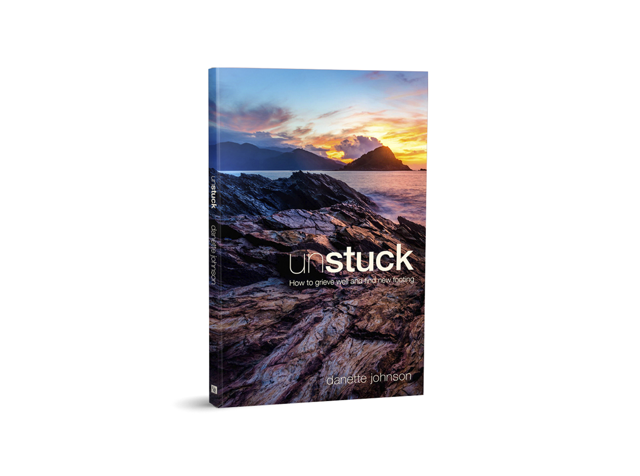 "Available Immediately! - Our book, ""Unstuck: How to Grieve Well and Find New Footing"", is available for purchaseimmediately.This book is in an easy-to-read format exploring some of the psychological, scientific, andscriptural aspects to grief and loss. It brings understanding and practical application to any oneministering to those who are processing grief and loss; or for individuals who may be experiencing thesame."
