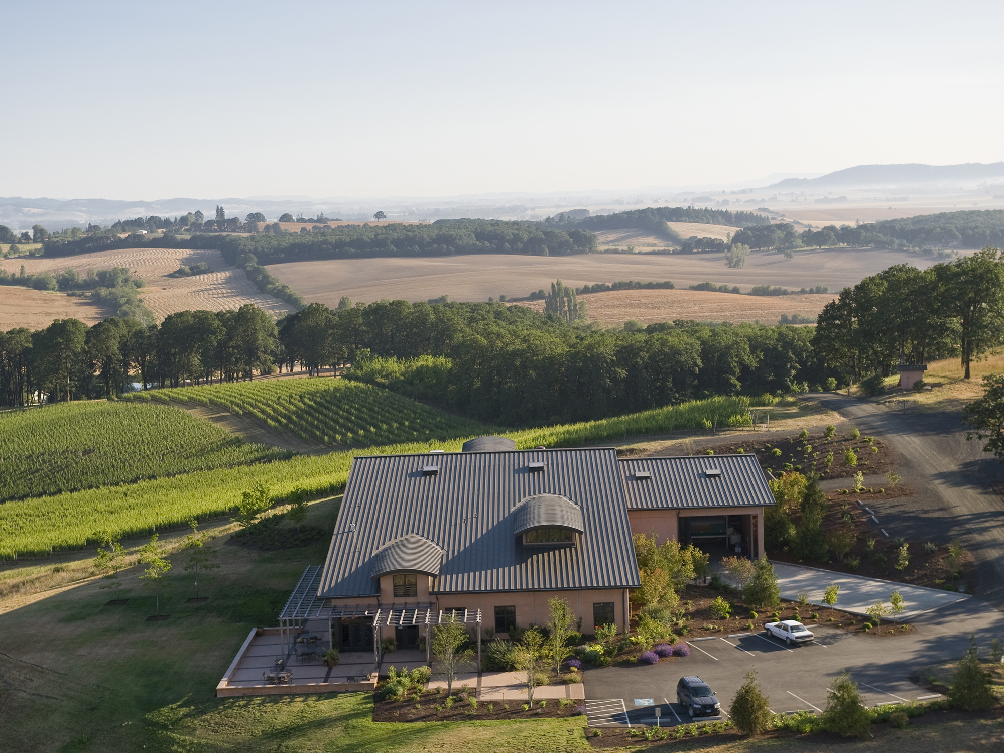 Van Duzer Estate Vineyard & Winery