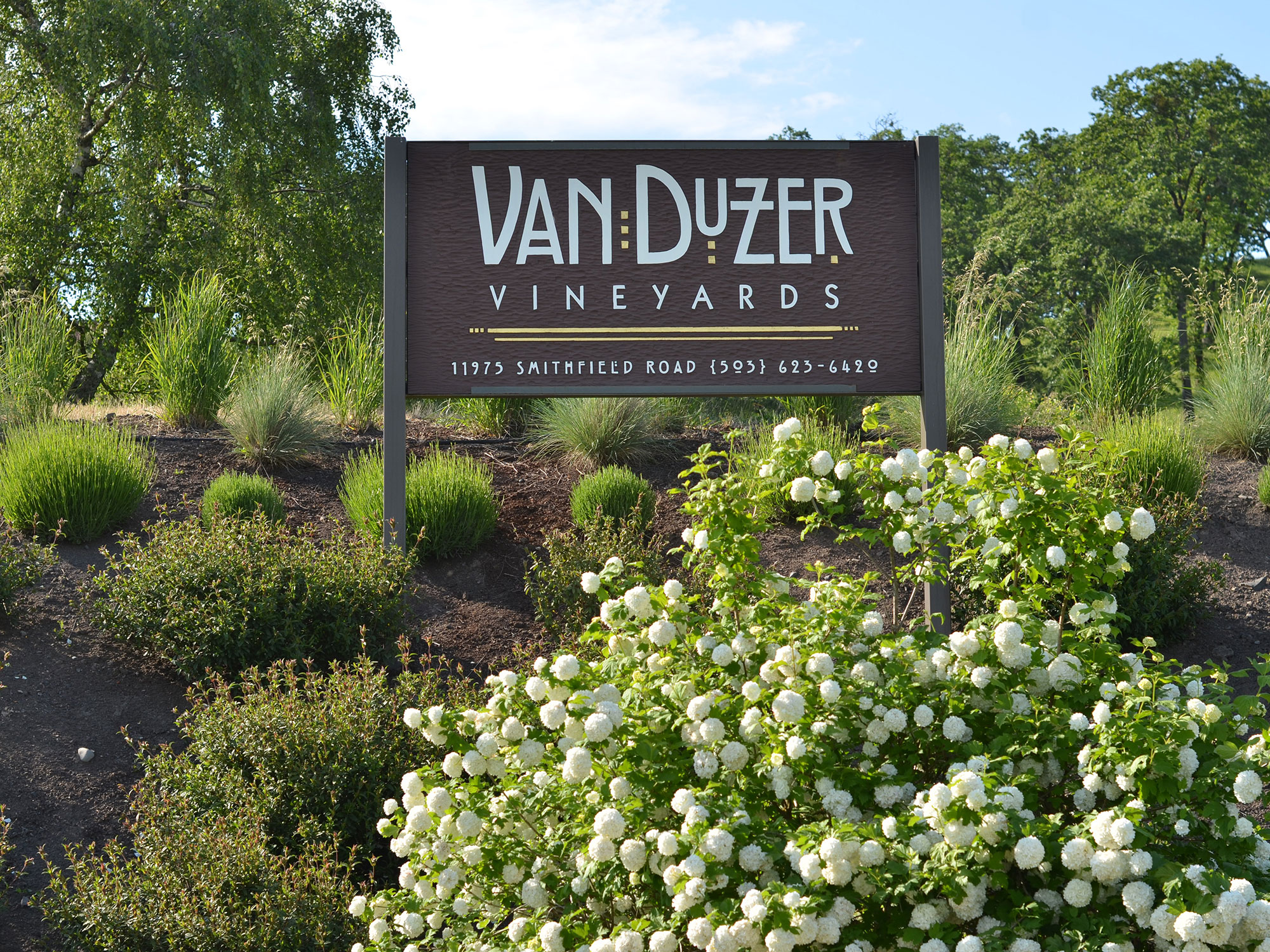 Van Duzer Vineyards & Winery