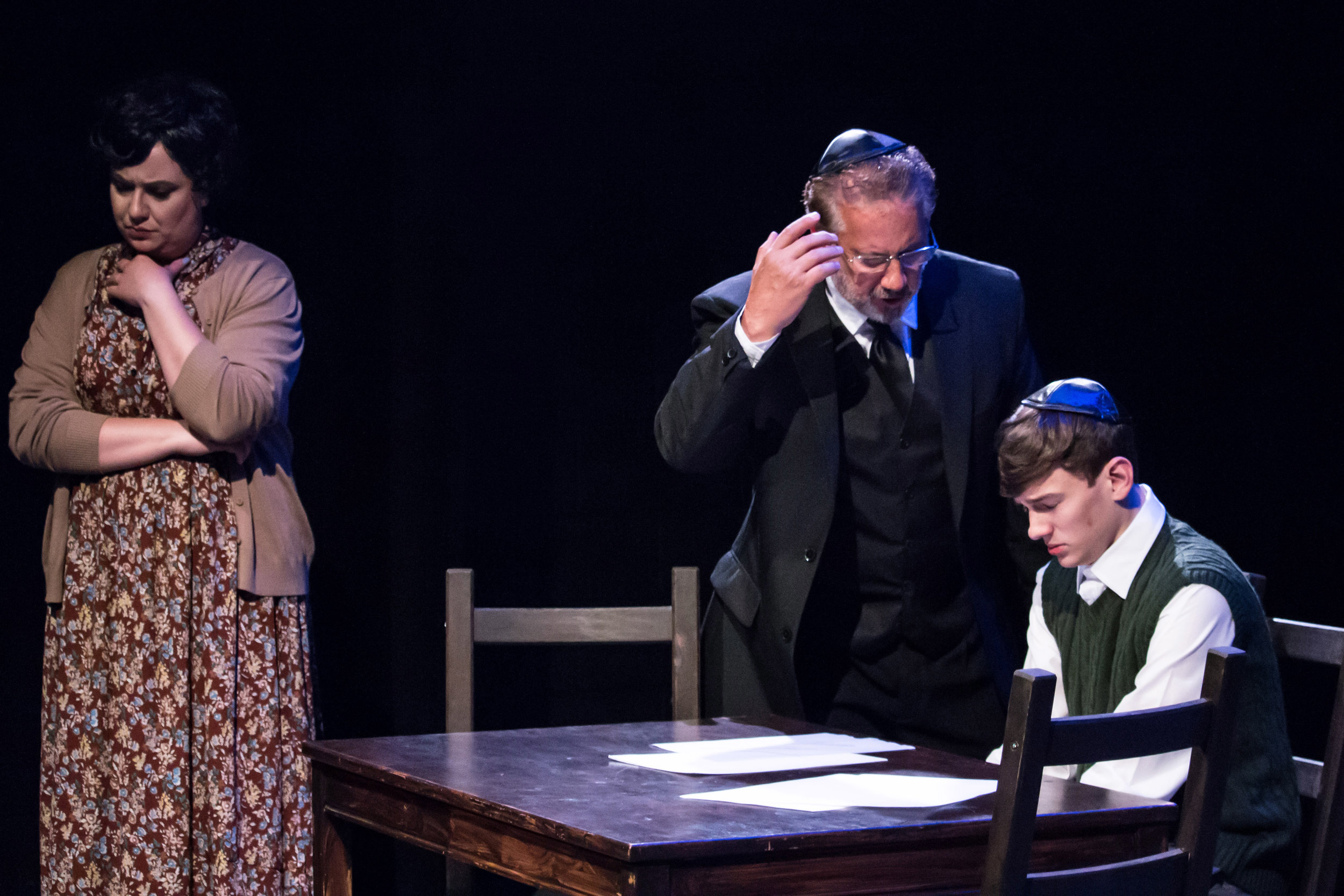 My Name is Asher Lev, Outcry Theatre