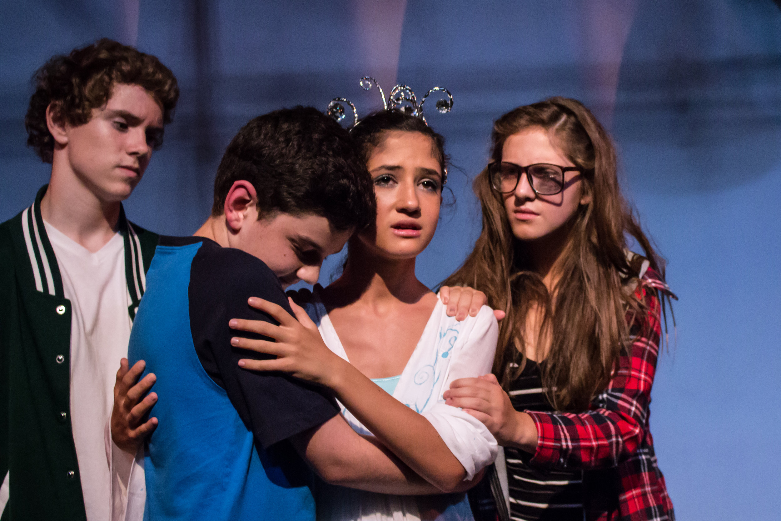 A Wrinkle in Time, Outcry Youth Theatre