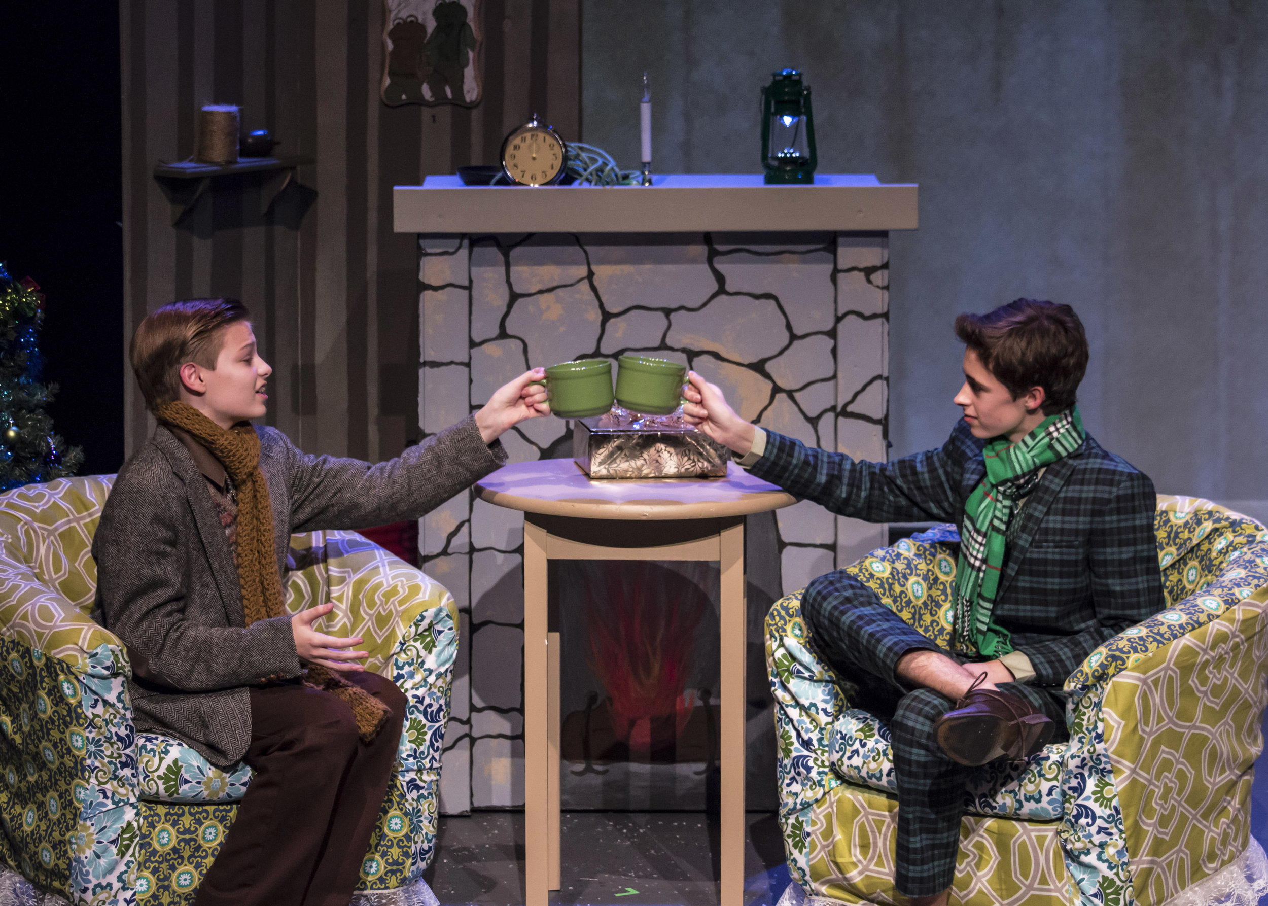 Frog and Toad: the Musical, Outcry Youth Theatre