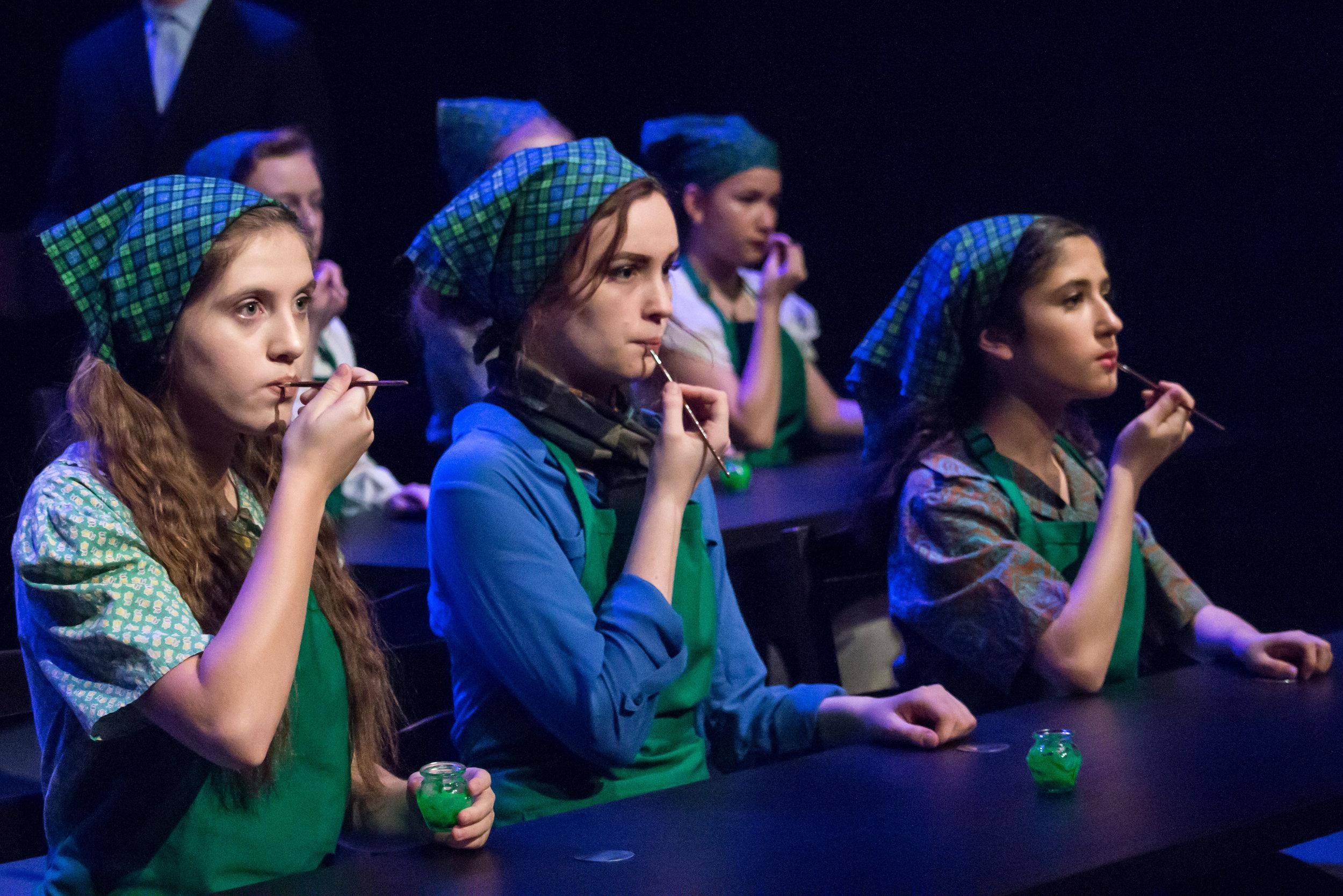 Radium Girls, Outcry Youth Theatre