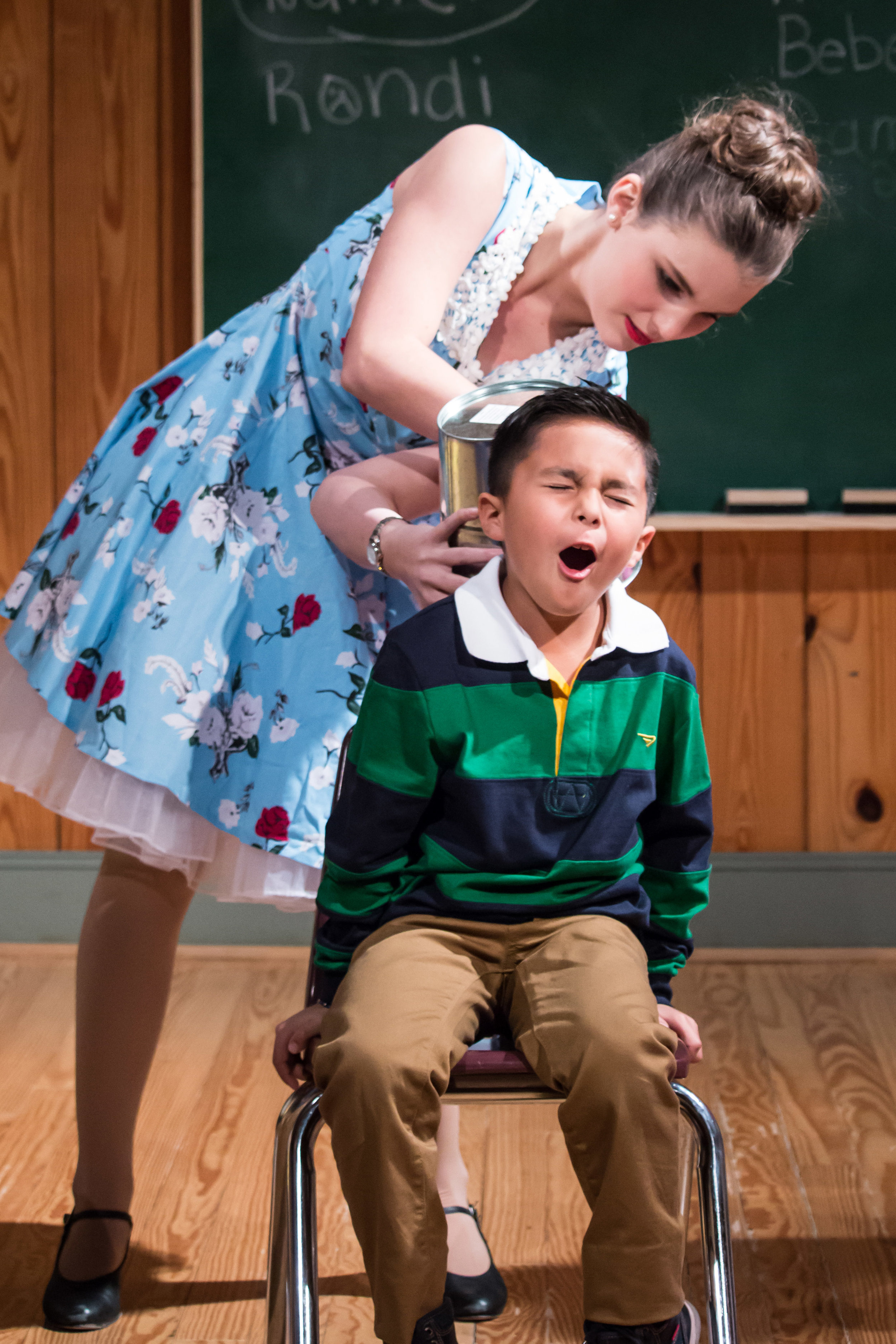 Sideways Stories from Wayside School, Outcry Youth Theatre