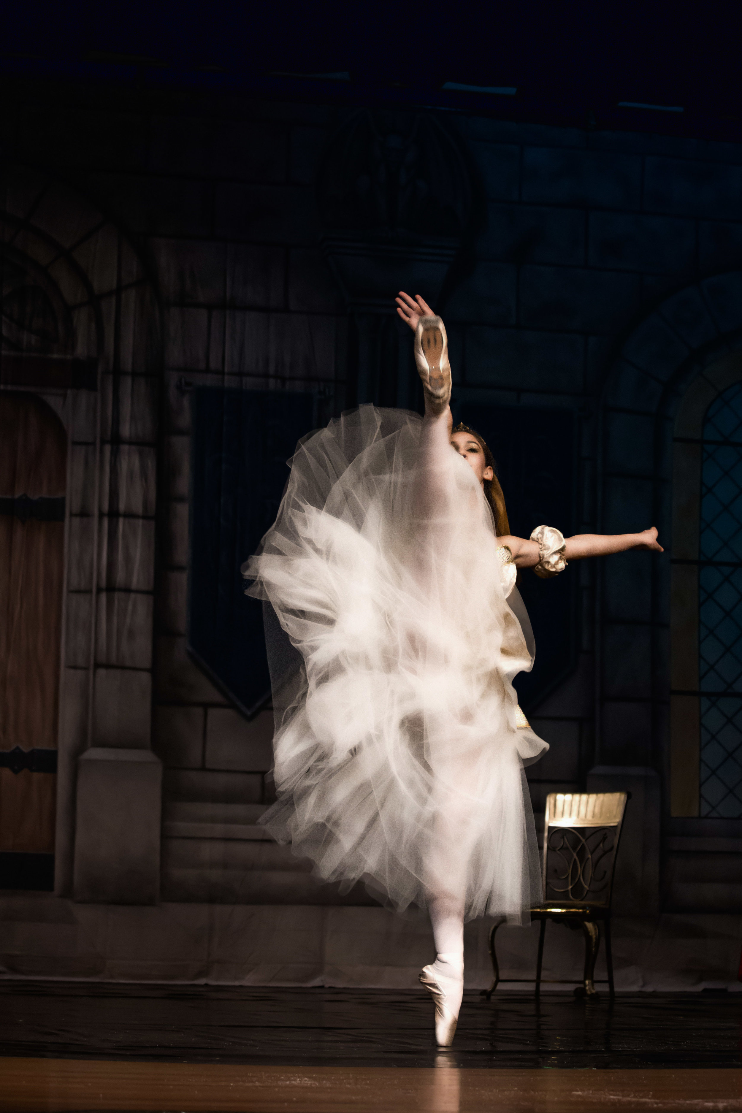 Krakatuk: A Nutcracker Prequel, Texas Youth Ballet Conservatory