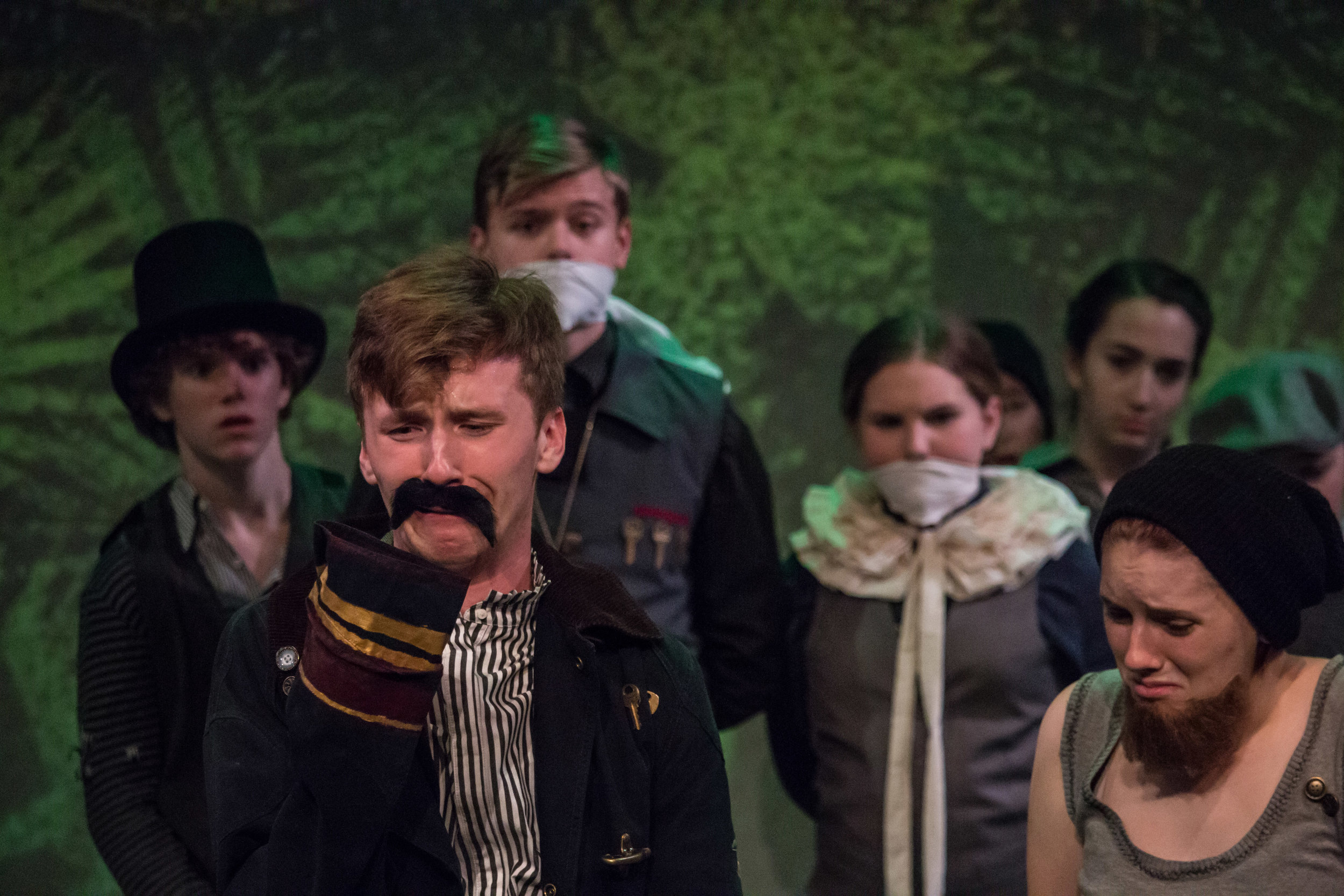 Peter and the Starcatcher, Outcry Youth Theatre