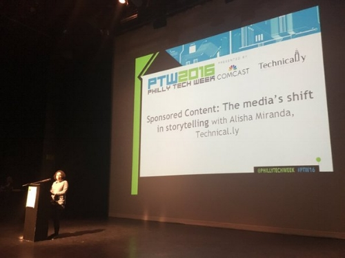 Media Conference Speaker, Philly Tech Week