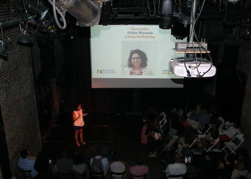 'Culture Slam' Speaker, Madison's Collective