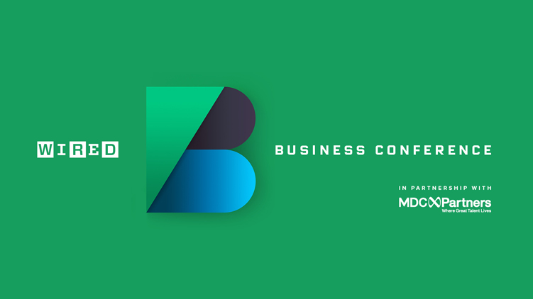 Social Media Manager, WIRED Business Conference 2015