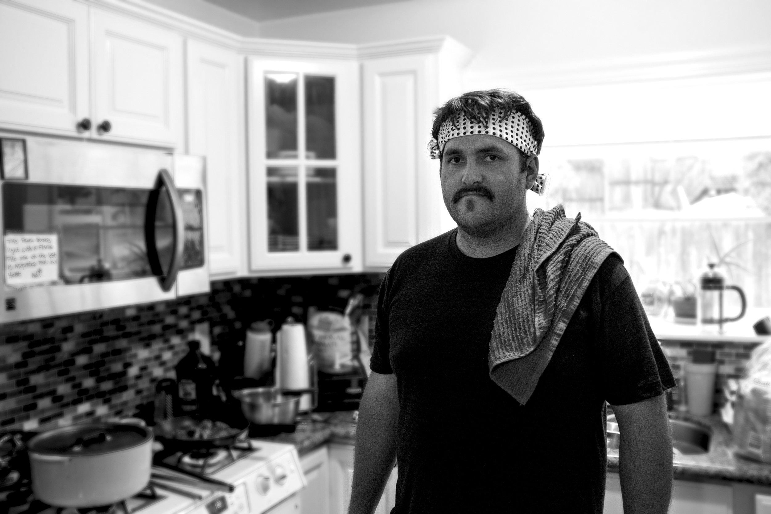 Dave Anderson - Associate Producer/Food Service/Social Media CoordinatorIMDB