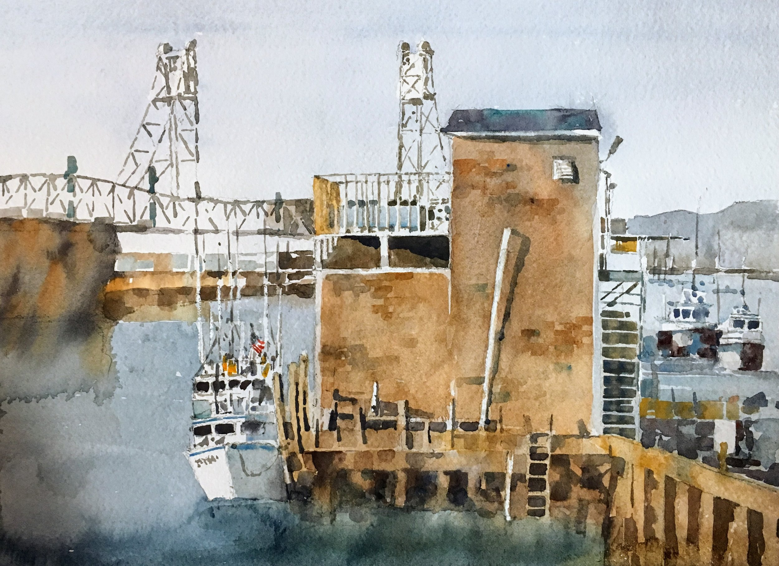 portsmouth_new_hampshire_watercolor_painting
