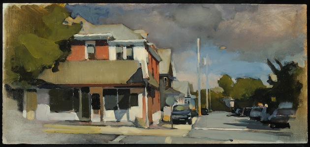 Broadway Store, Newport  (738), 2013, private collection