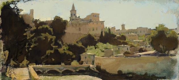 Spoleto  (699), 2009, private collection