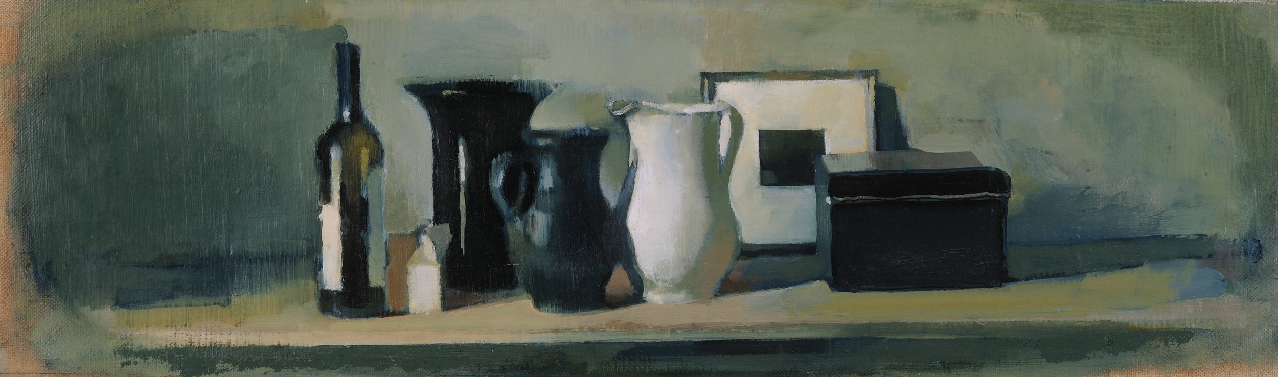 Long Still Life  (742), private collection, 2017