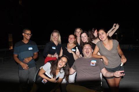 Six Degrees Society Co-Ed Networking Party