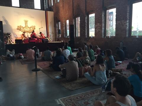 Brooklyn Raga Massive 24 Hour Listening at Pioneer Works