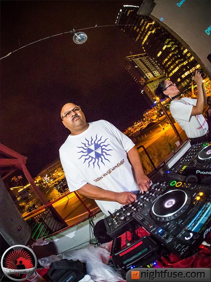 DJ BIG MAC (AZ) - The House Project