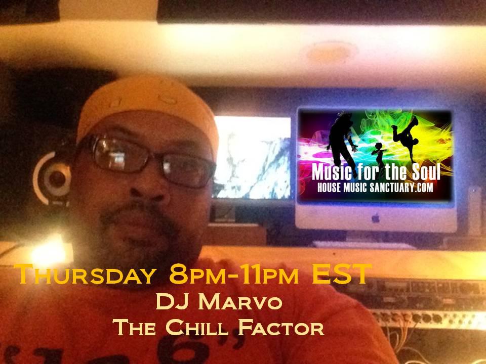 DJ MARVO (NY) - The Chill Factor