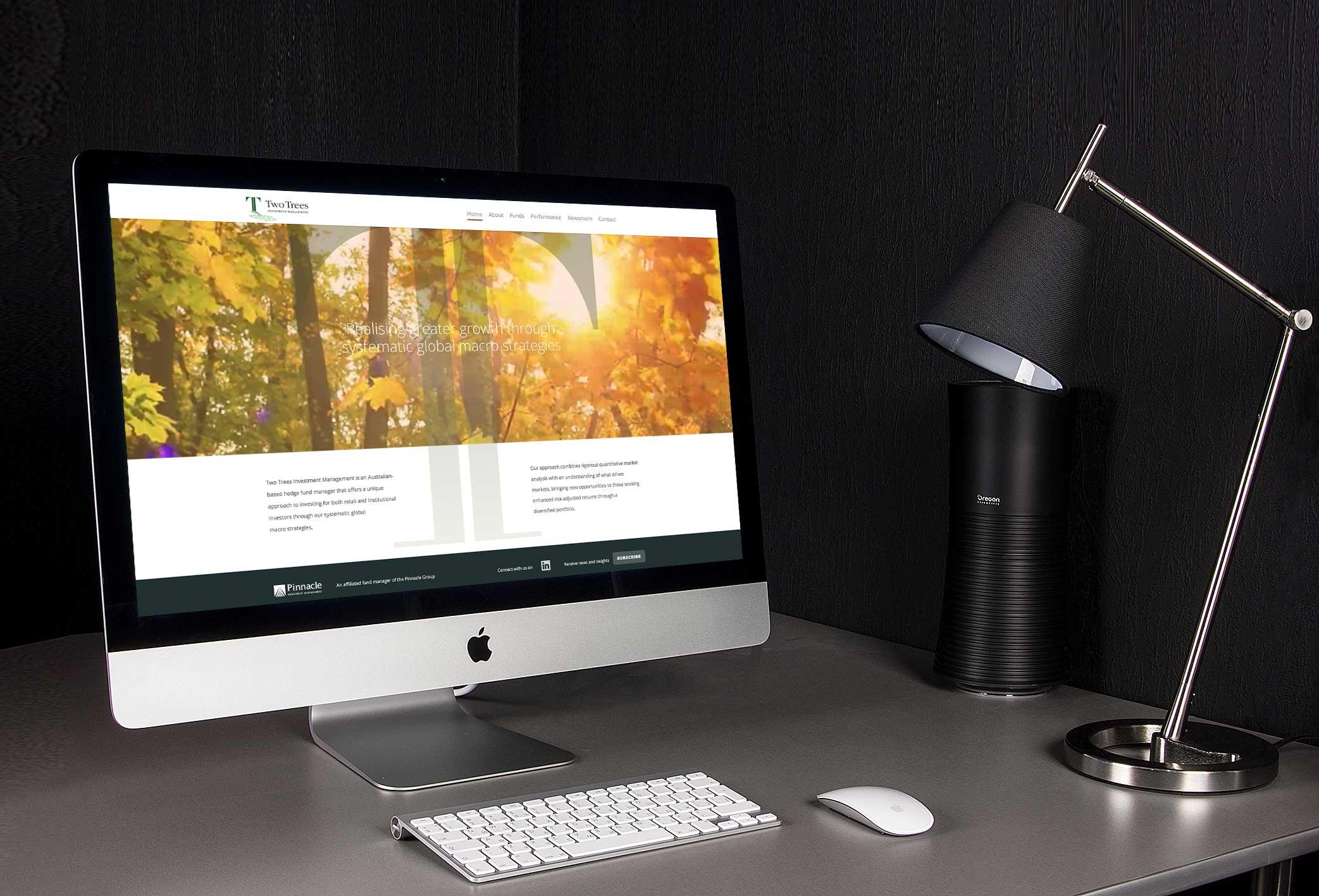 Website Desktop