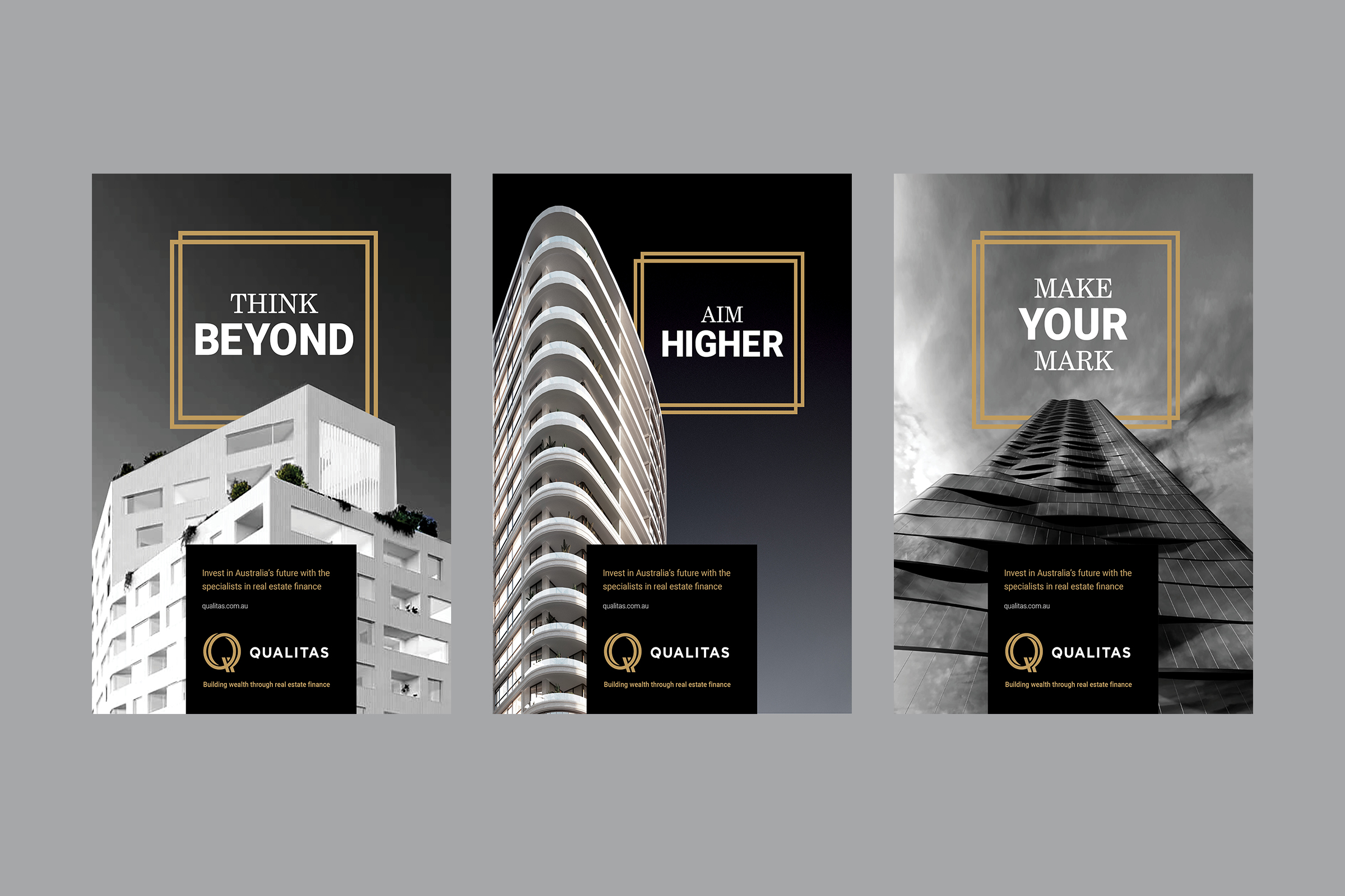 Print - brand campaign