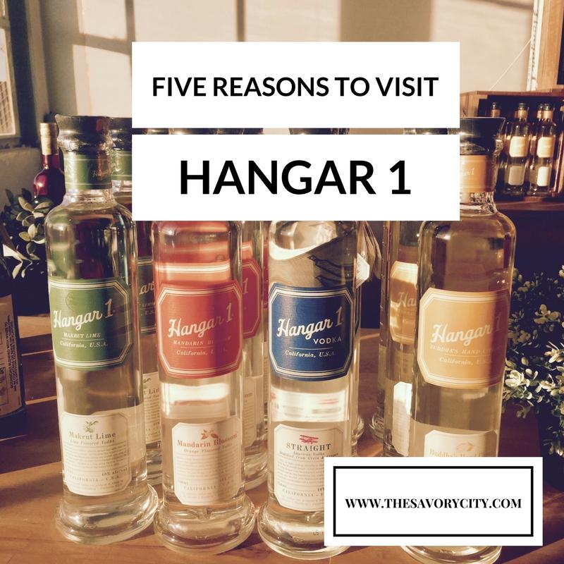 Five Reasons to Visit Hangar 1