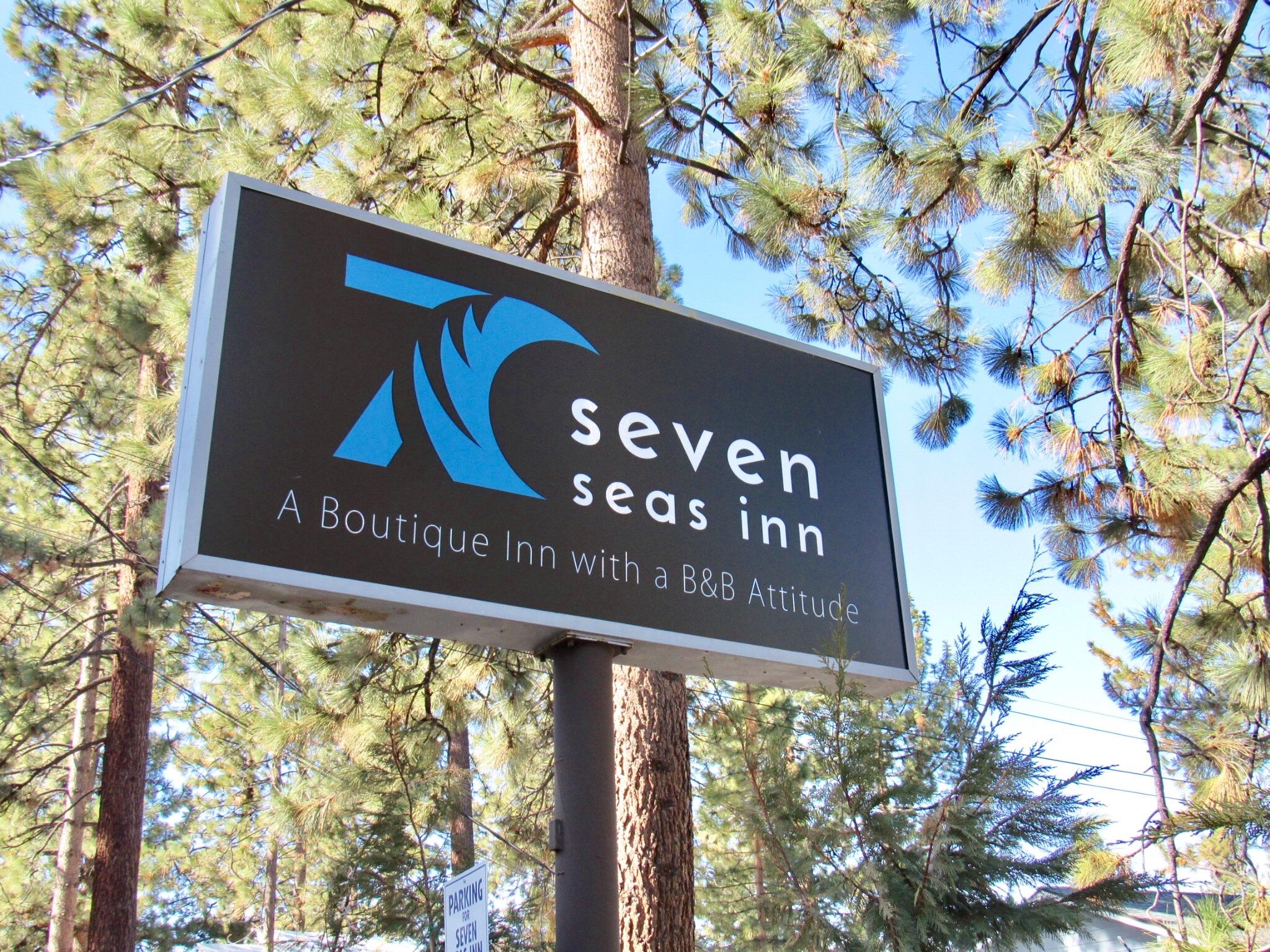The 7 Seas Inn in South Lake Tahoe