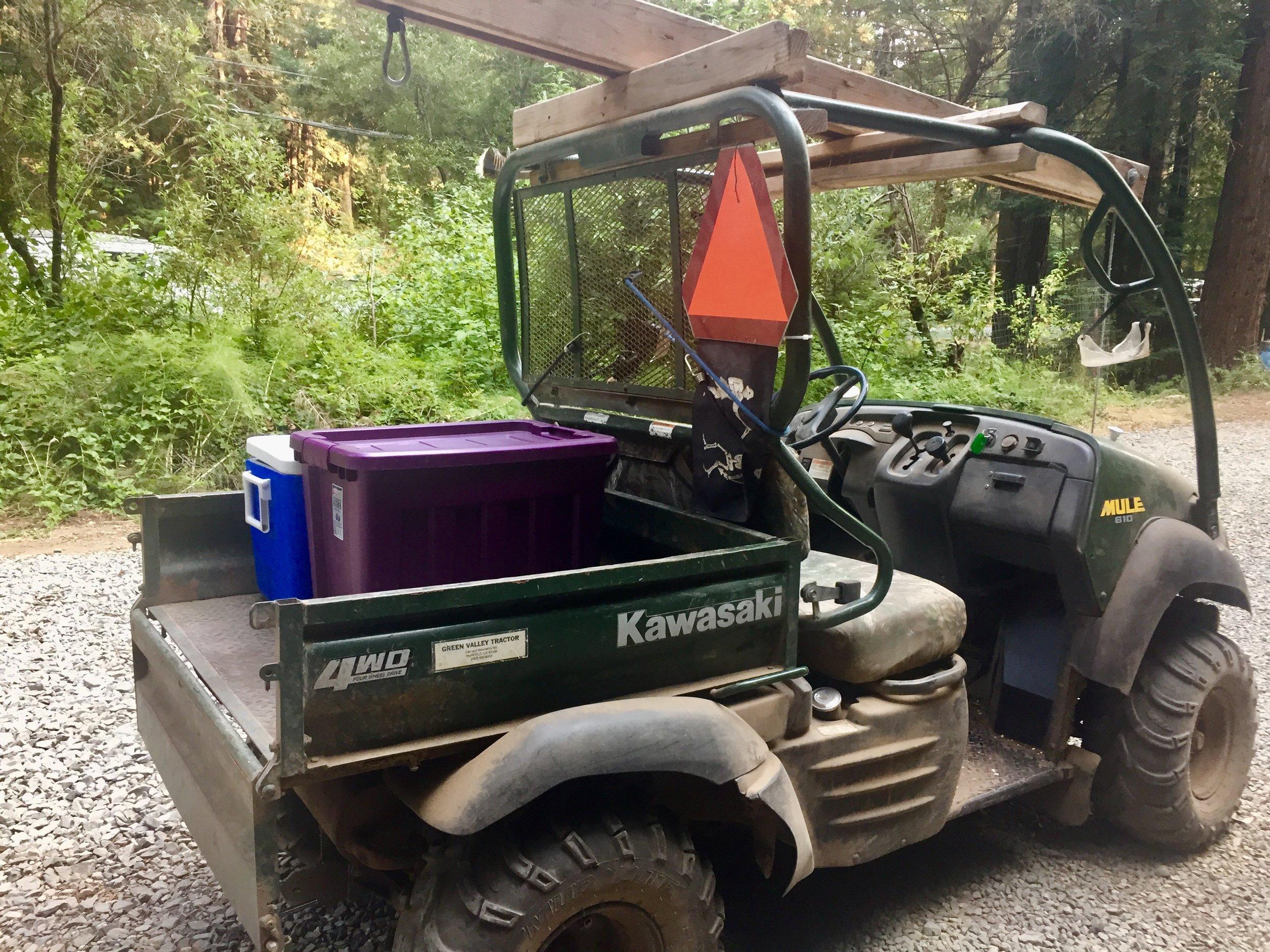 Kawasaki Mule