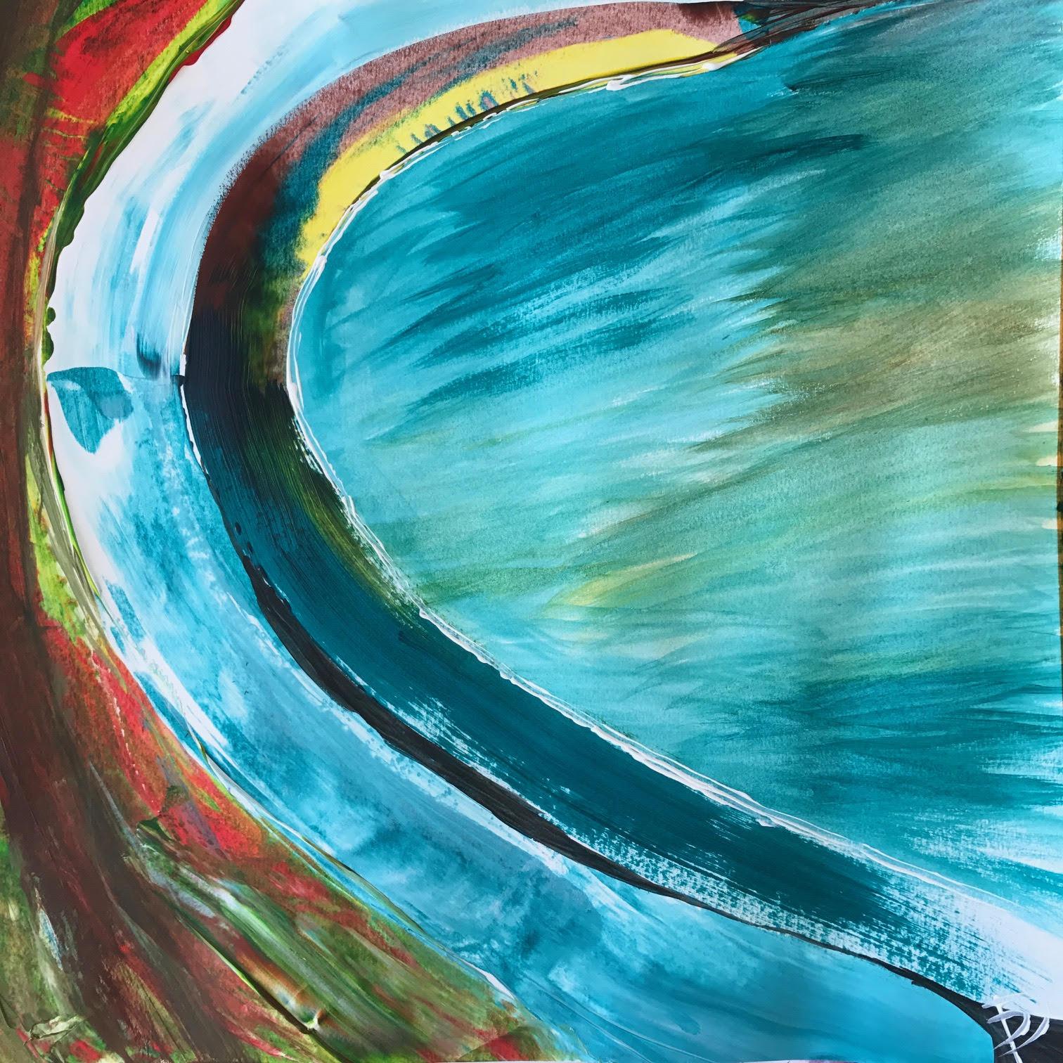 Coast No 1 - Acrylic