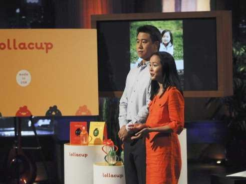 One of my favorite shark tank pitches -  Lollacup  - the Perfected Straw Sippy Cup