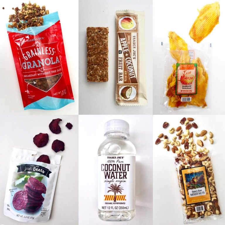13 Paleo Snacks You Should be Buying At Trader Joe's from Triple Peak Paleo