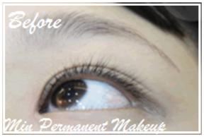 tightlining eyeliner before