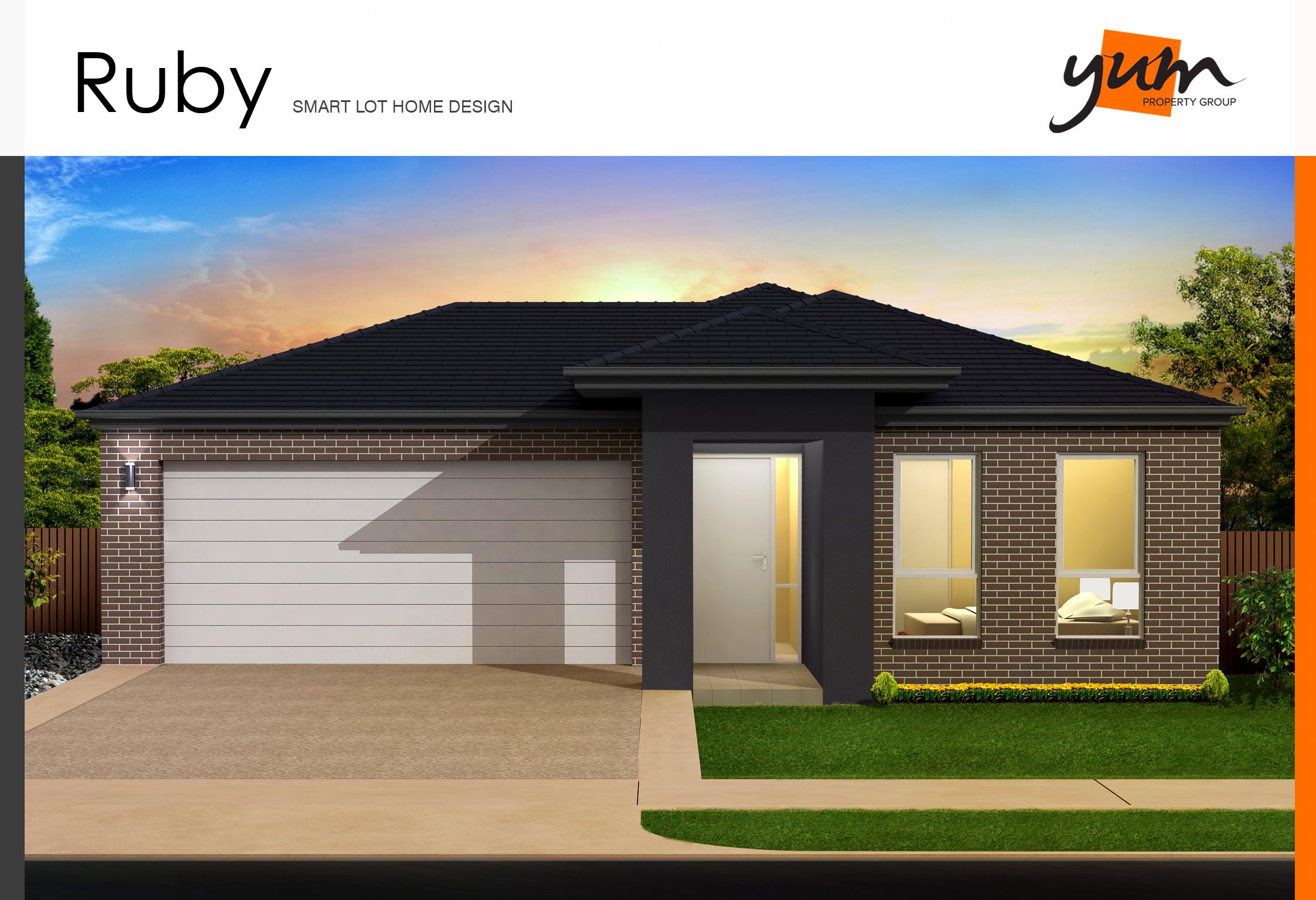 Ruby Facade by  Yum Homes