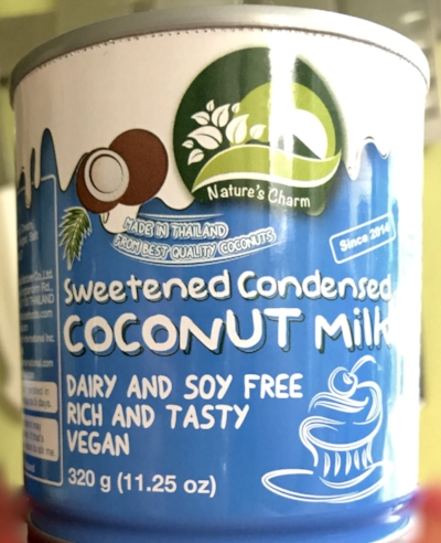 New Seasons Market carries this but honestly, it tasted like Coco Lopez..the same kind you get when you make a yummy cocktail! :)
