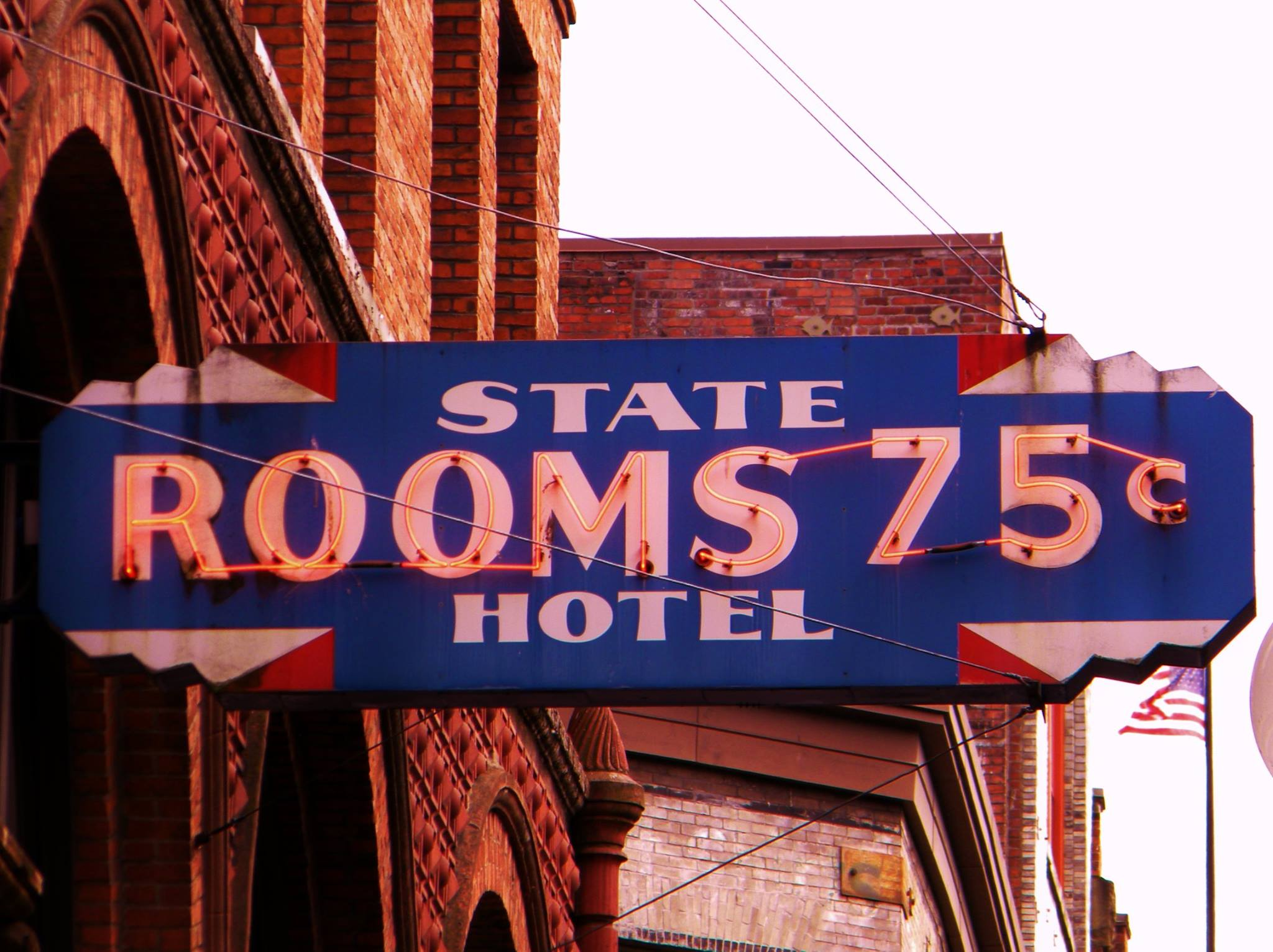 With 75 cent hotel rooms, politicians can spend a hell of a lot more on prostitutes.