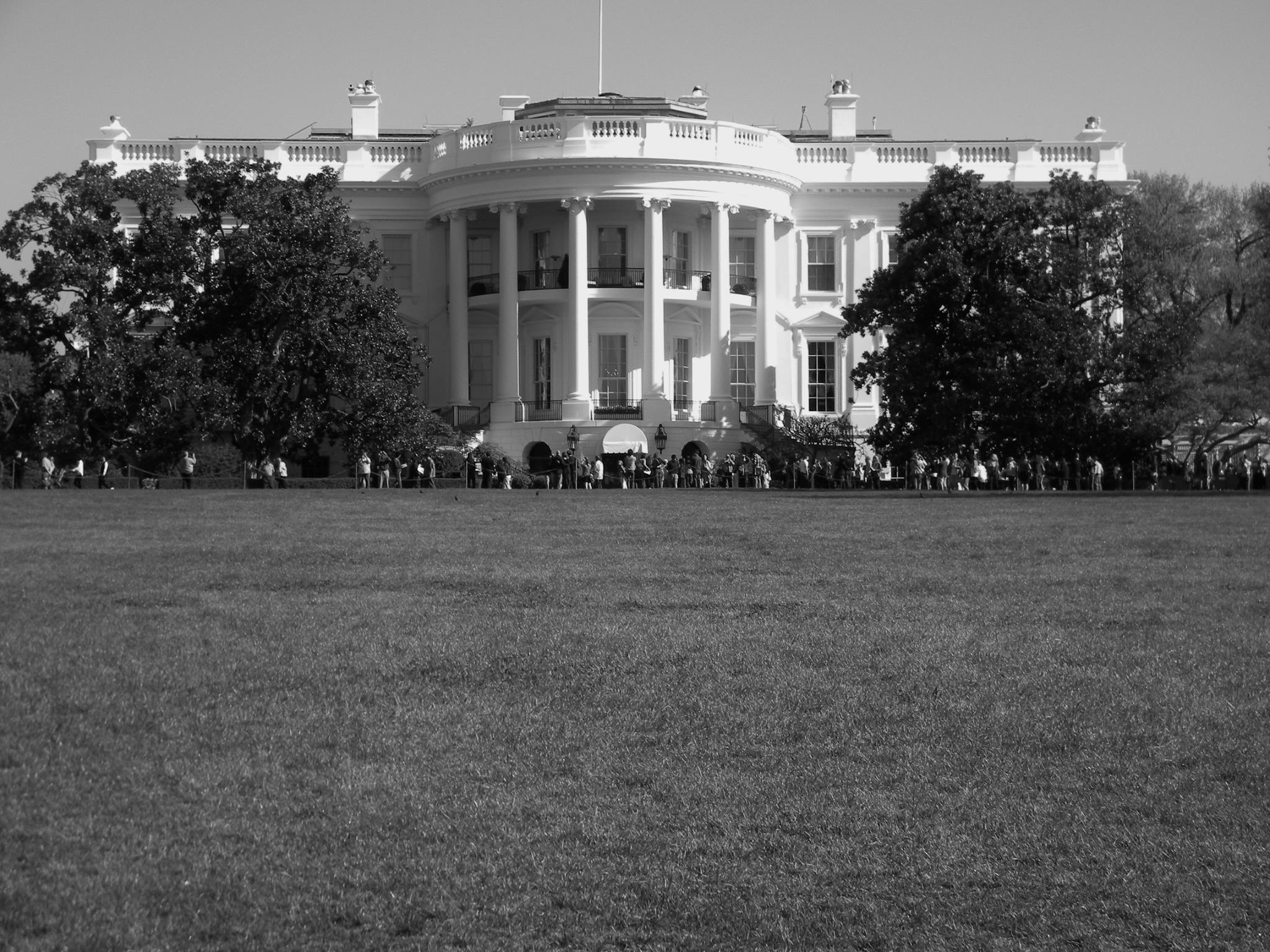 Hey, remember when some Muslim Kenyan Dictator lived here....that was fun...