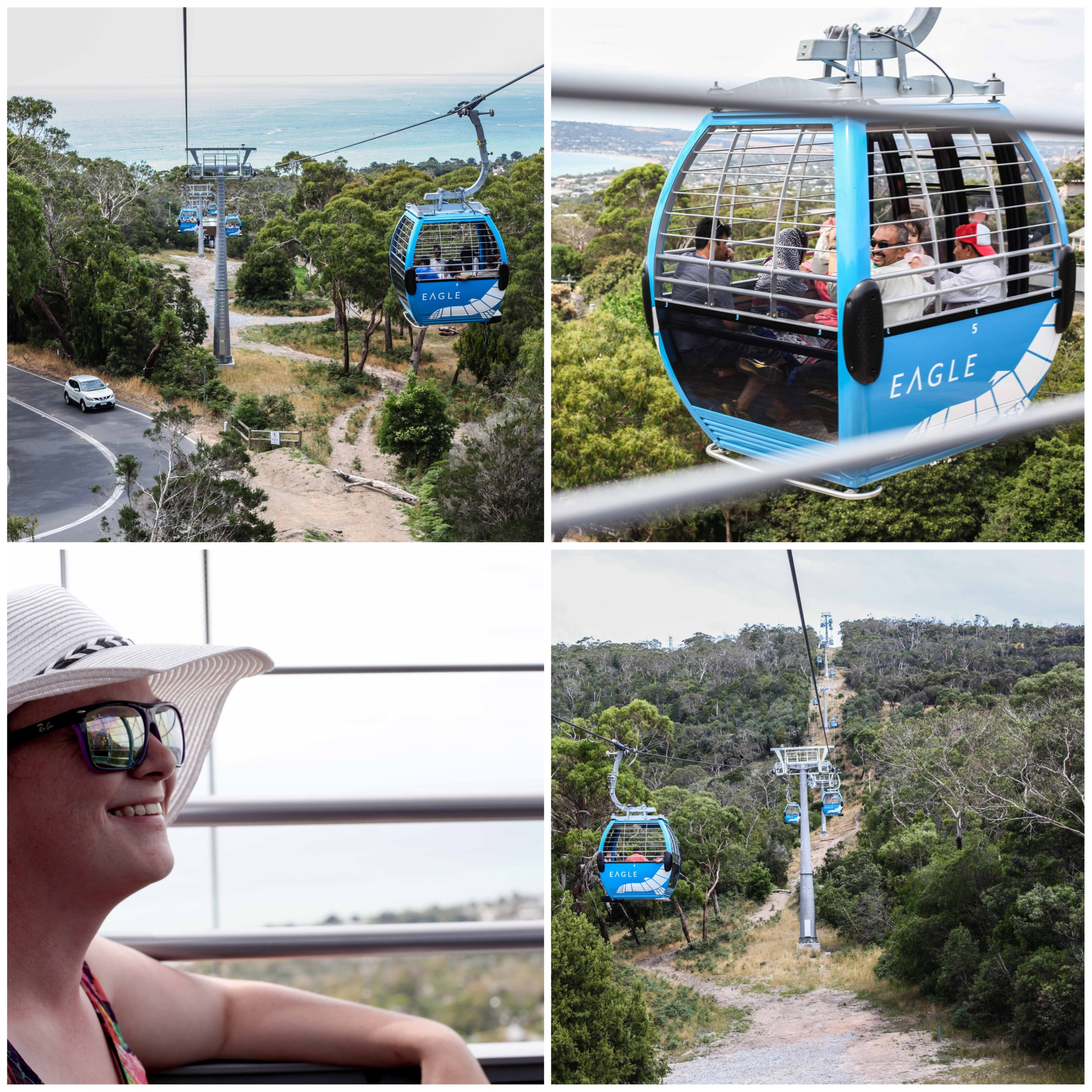 Mamma Knows South - Eagle Skylift Arthurs Seat