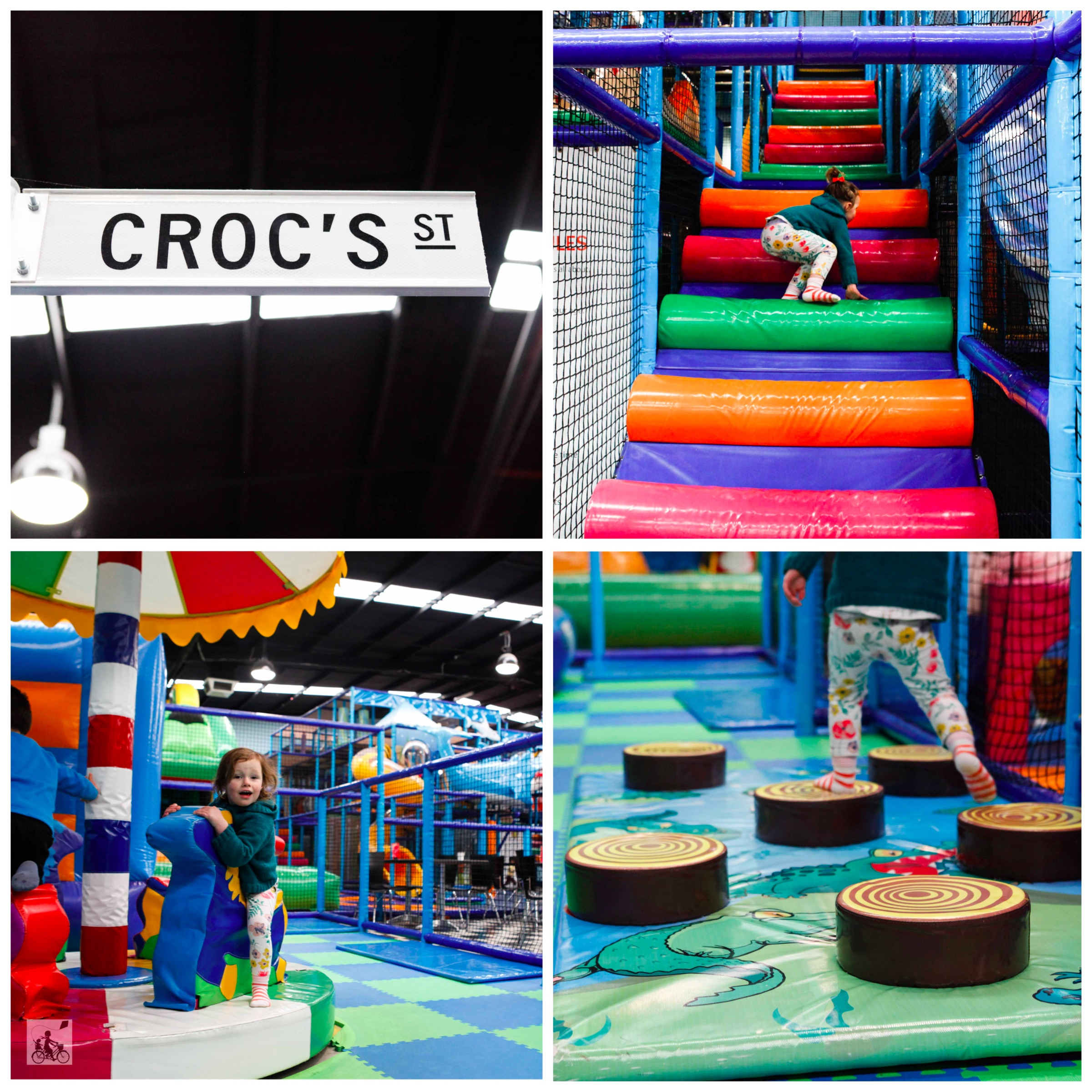 Mamma Knows South - Crocs Indoor Playcentre Clayton