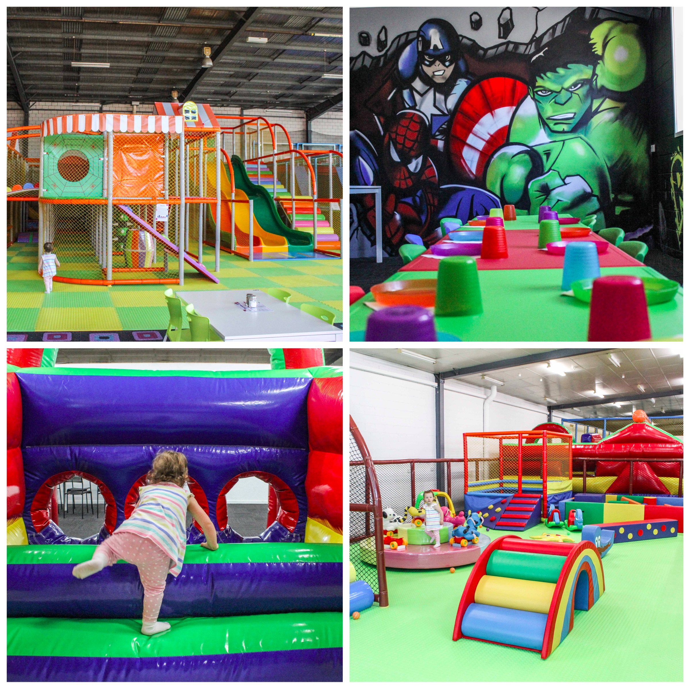Mamma Knows South - Kid Factory Indoor Play Centre Dingley VillageIndoor playcentre Melbourne's South