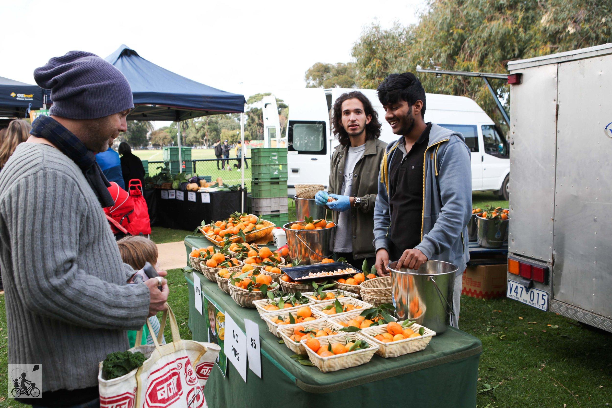 veg out market, st kilda