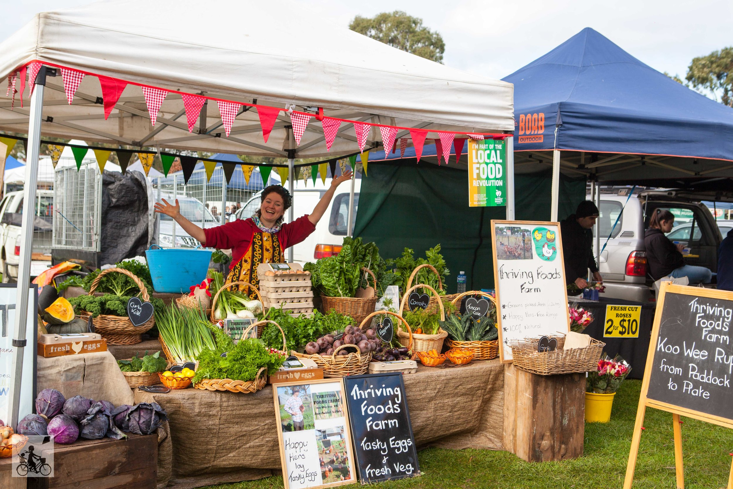 mamma knows south - kingston farmers market, highett