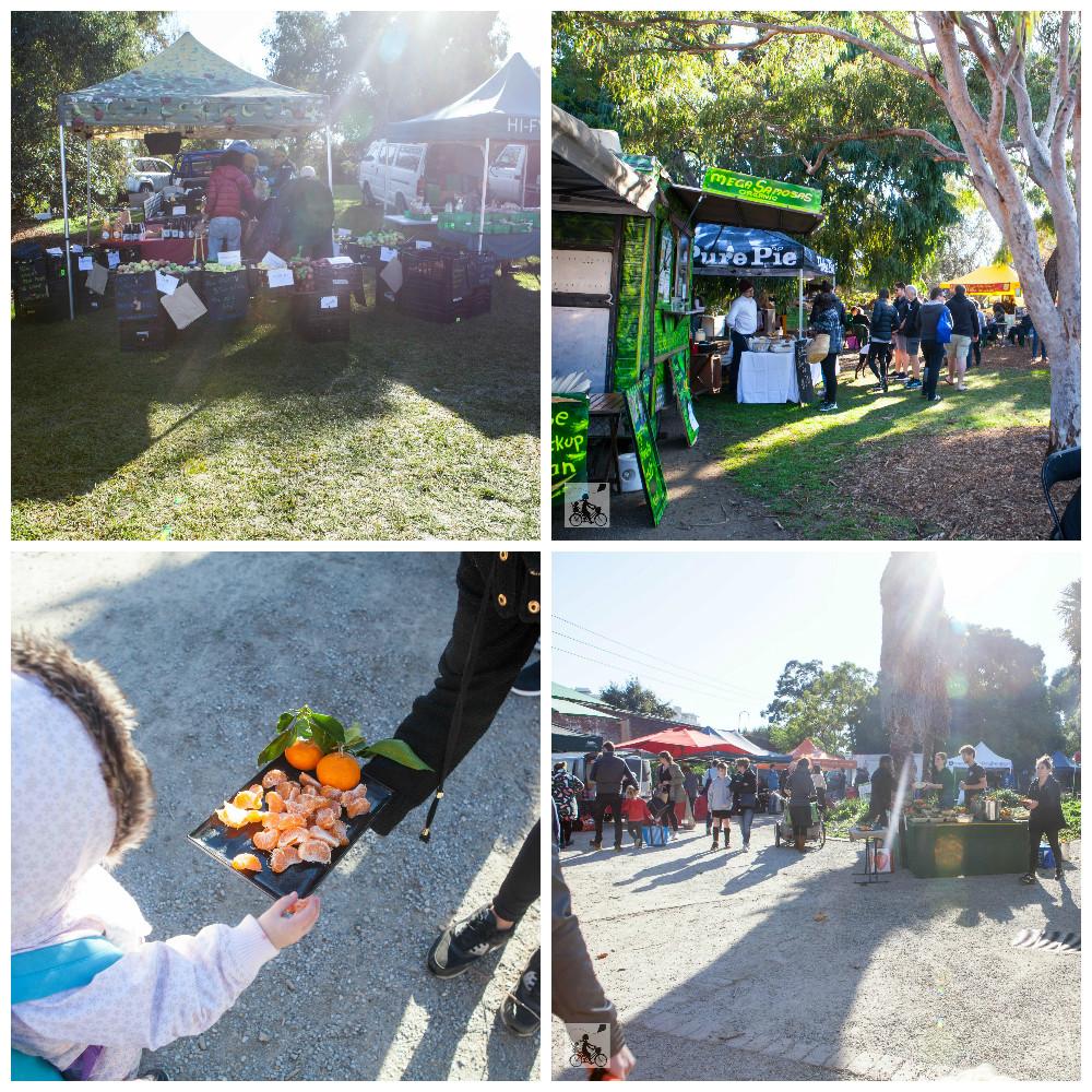 mamma knows south - gasworks farmers market @ gasworks arts park, albert park