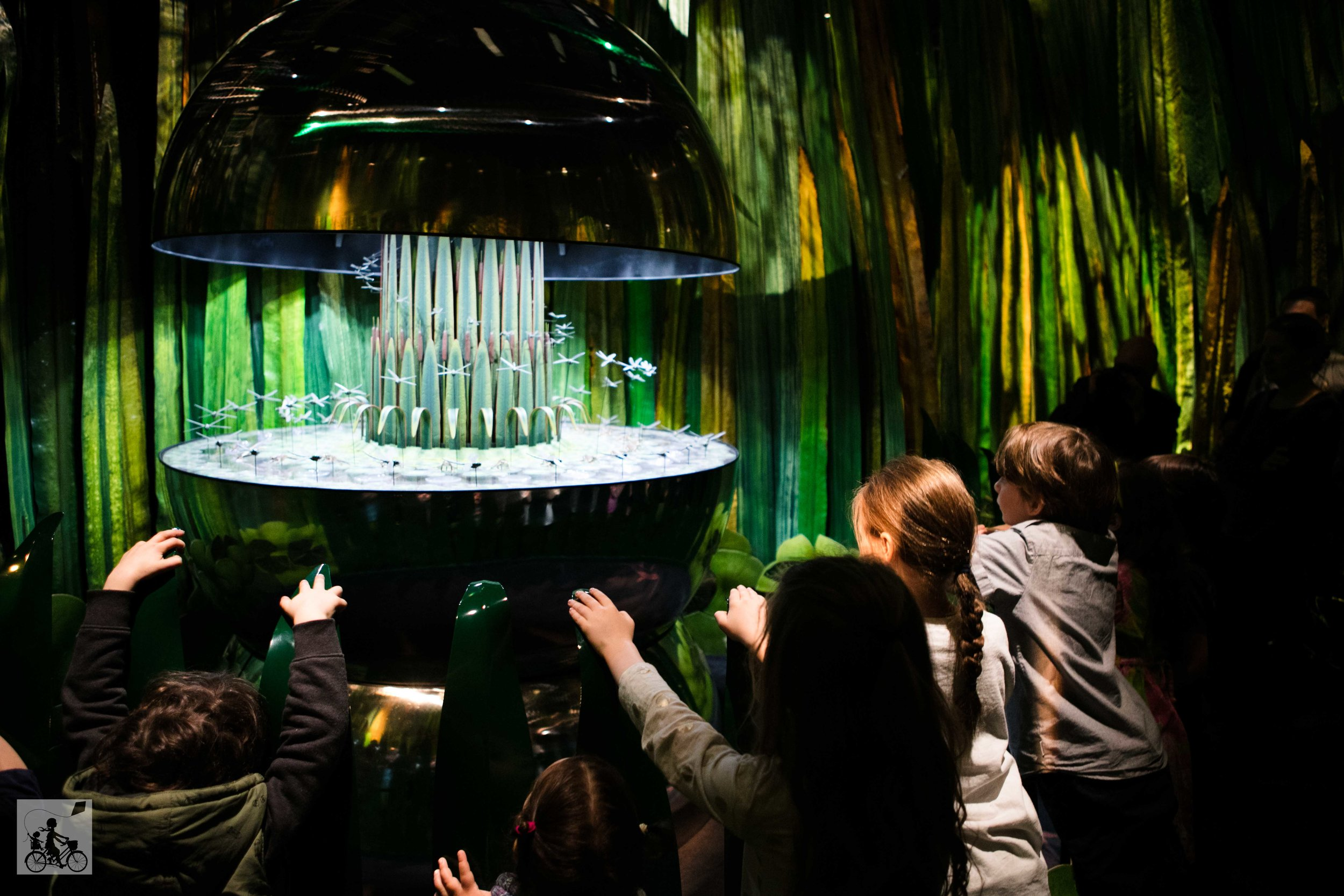 Mamma Knows South - Bug Lab @ Melbourne Museum