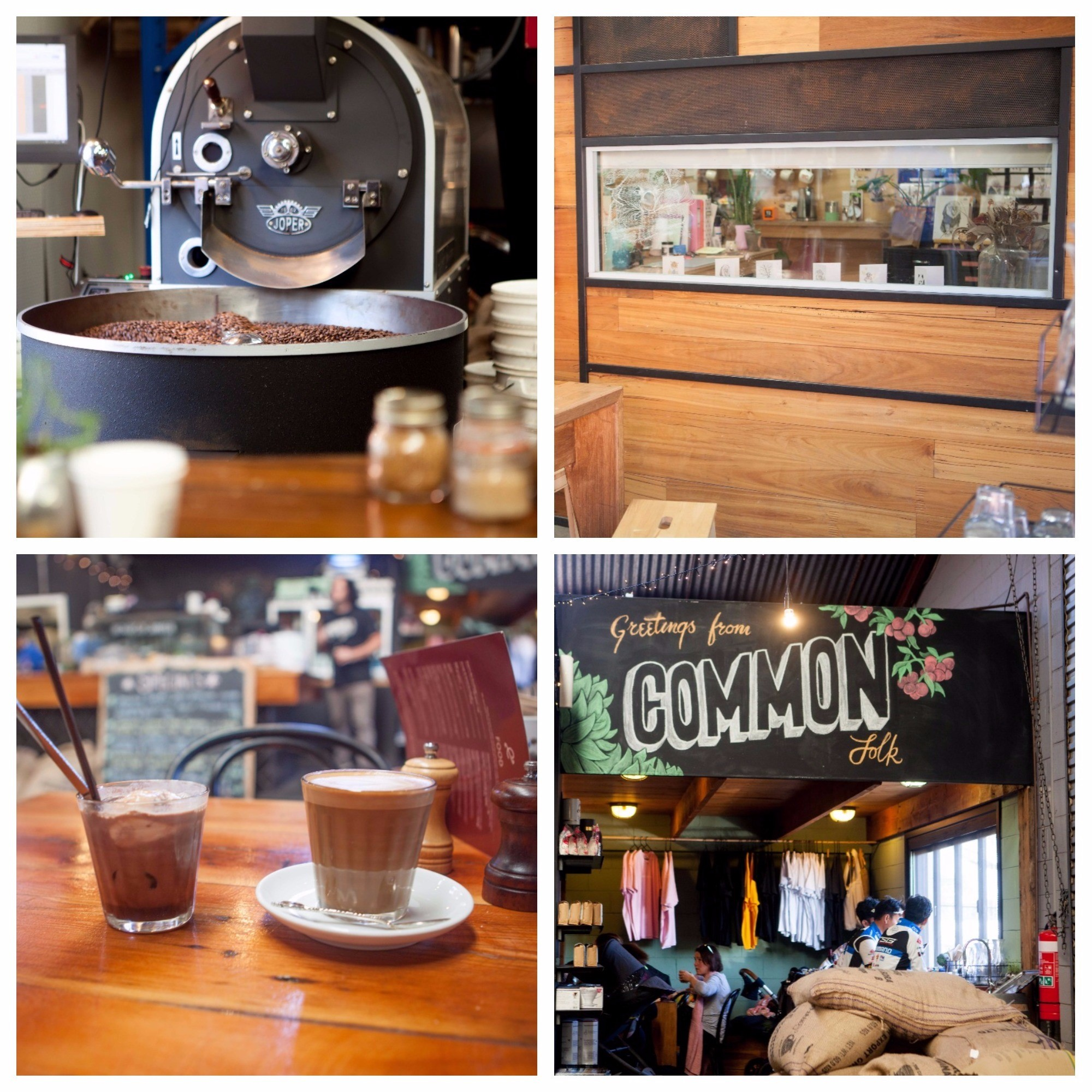 mamma knows south - commonfolk coffee, mornington